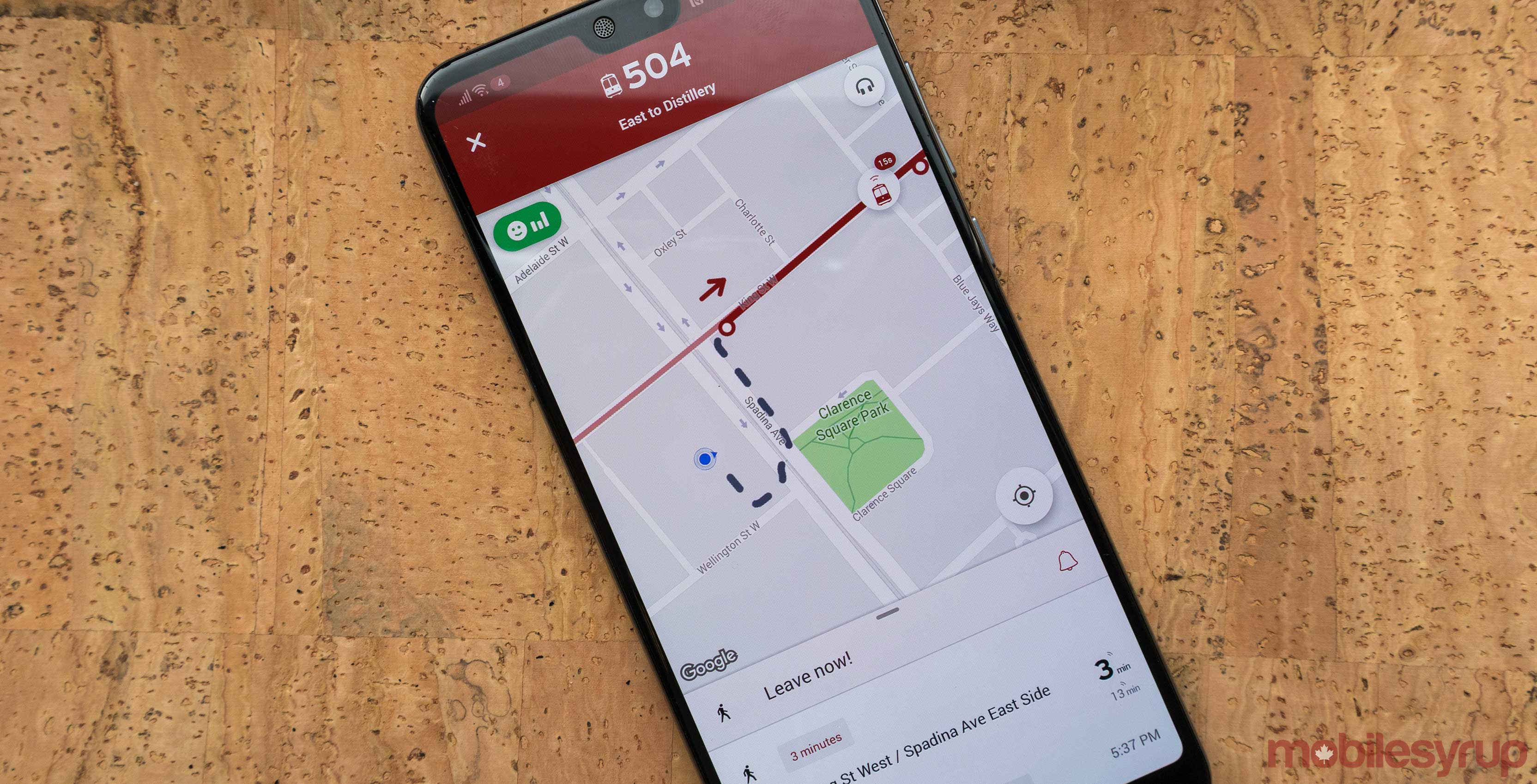 Navigation app Transit is becoming the Waze of public