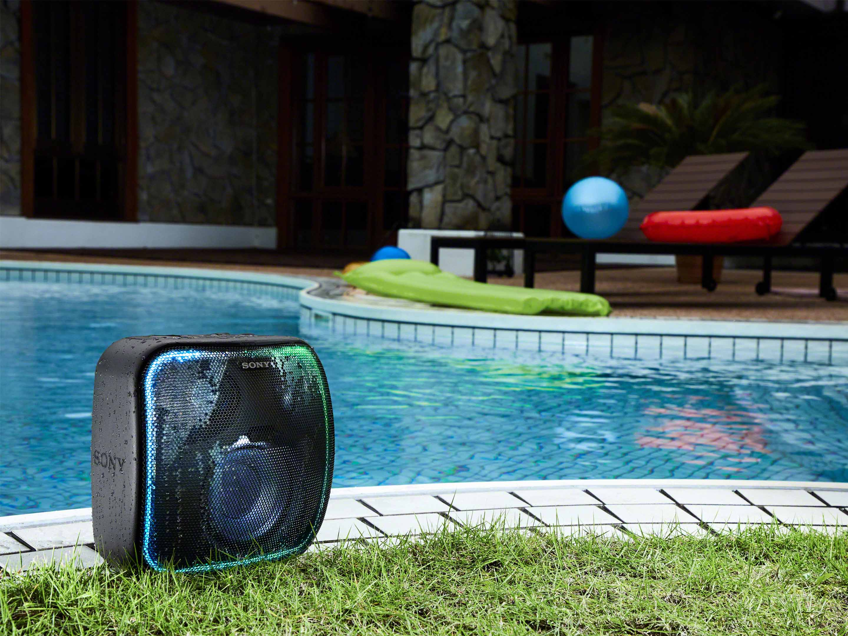 Sony XB01G Bluetooth speaker