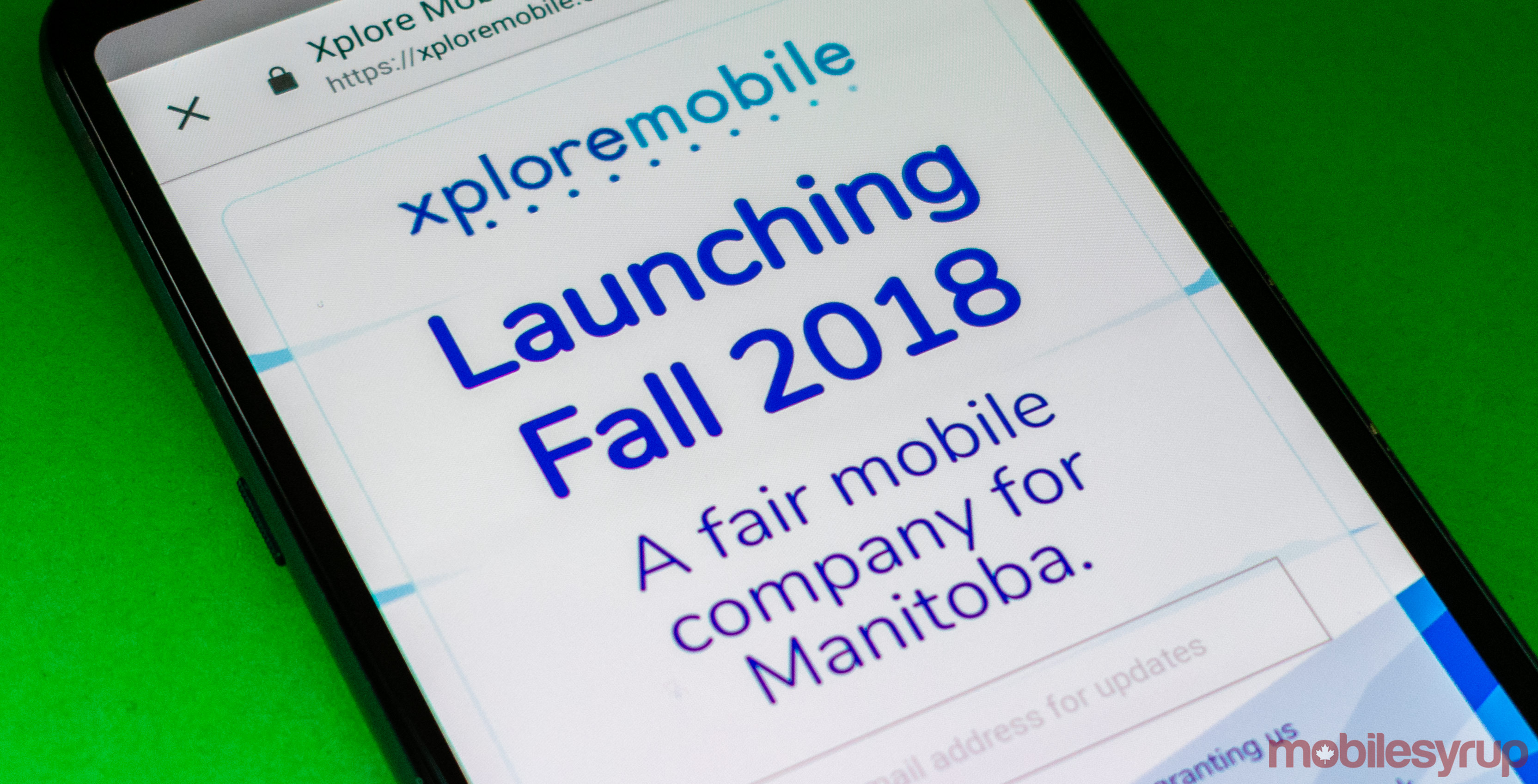Xplore Mobile mailing Manitoba Bell, Virgin Mobile subscribers to