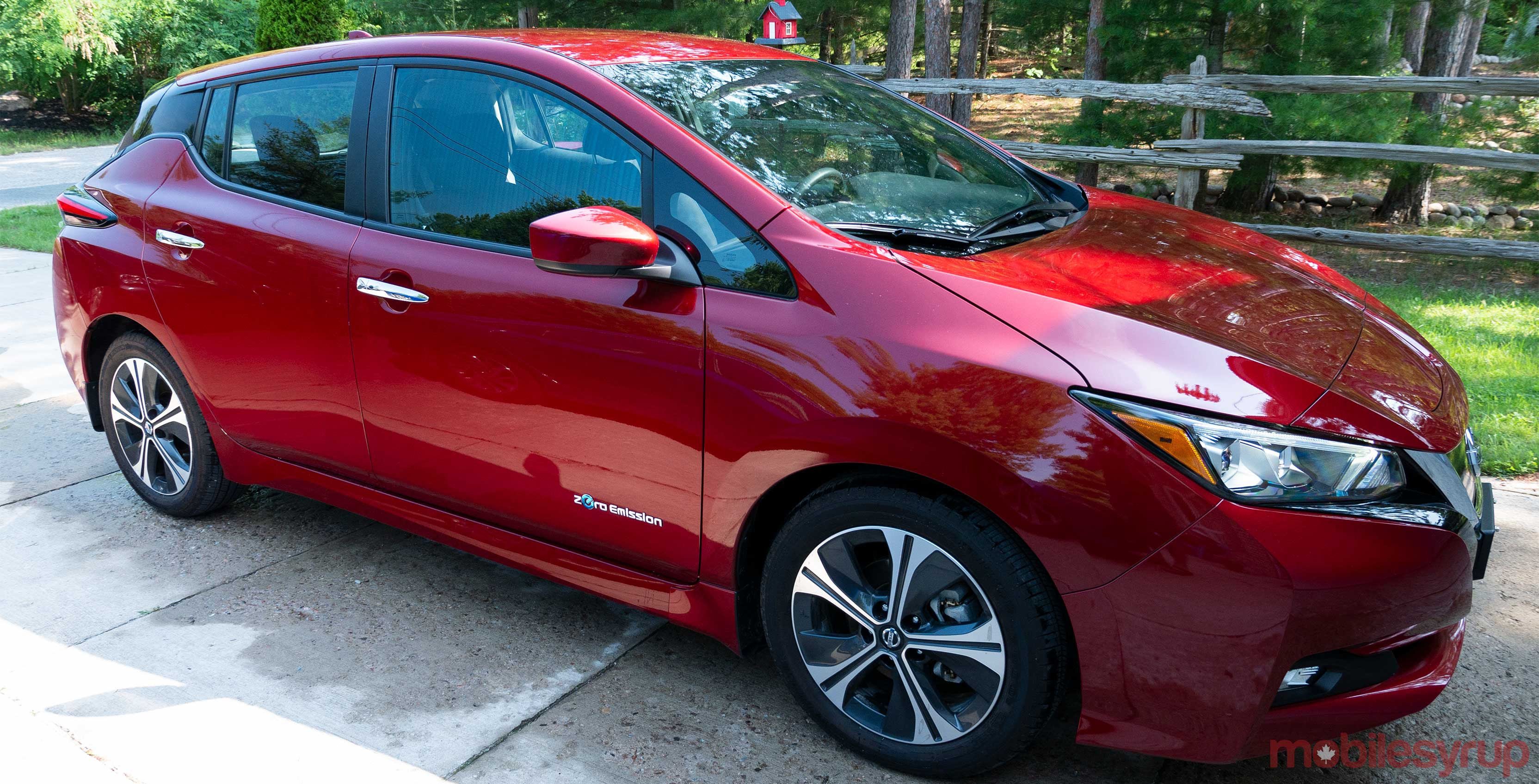 A New Electric Vehicle Purchasing Incentive From The Government Of Canada Allows Canadians To Receive 5 000 Cad Off Select Zero Emissions Vehicles