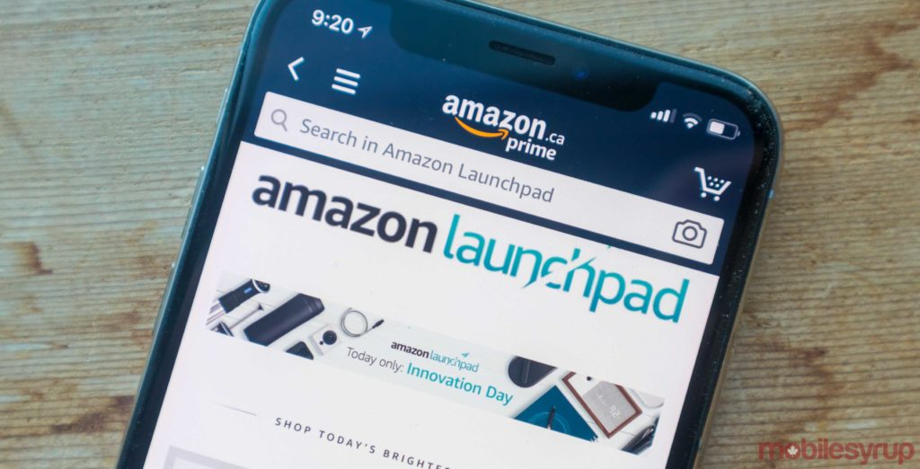 Amazon Canada's Innovation Day brings discounts on unique tech