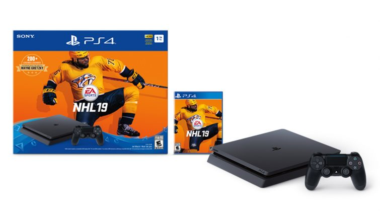 PS4 NHL bundle