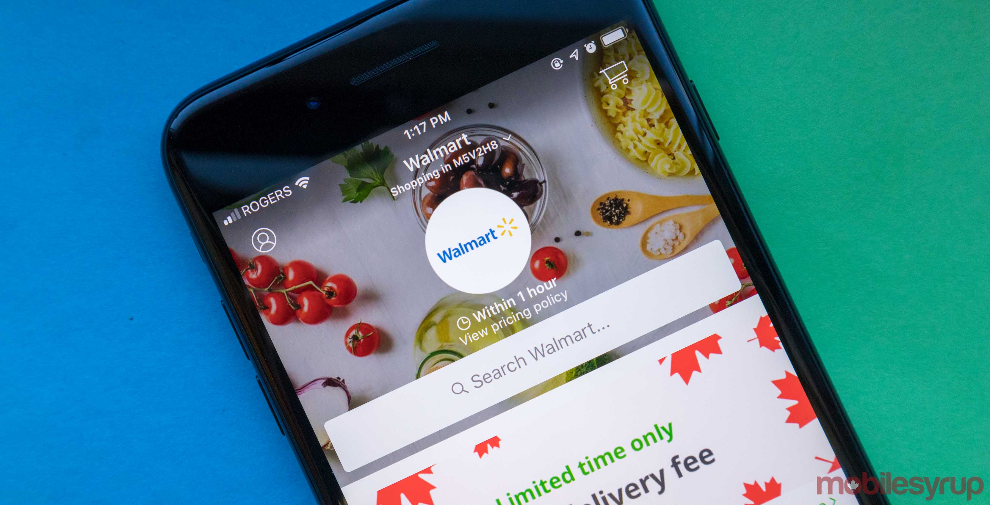 Walmart Canada and Instacart rollout on-demand delivery service across Canada