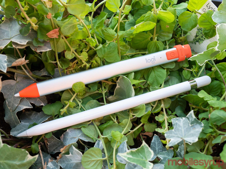 Apple Pencil vs Crayon