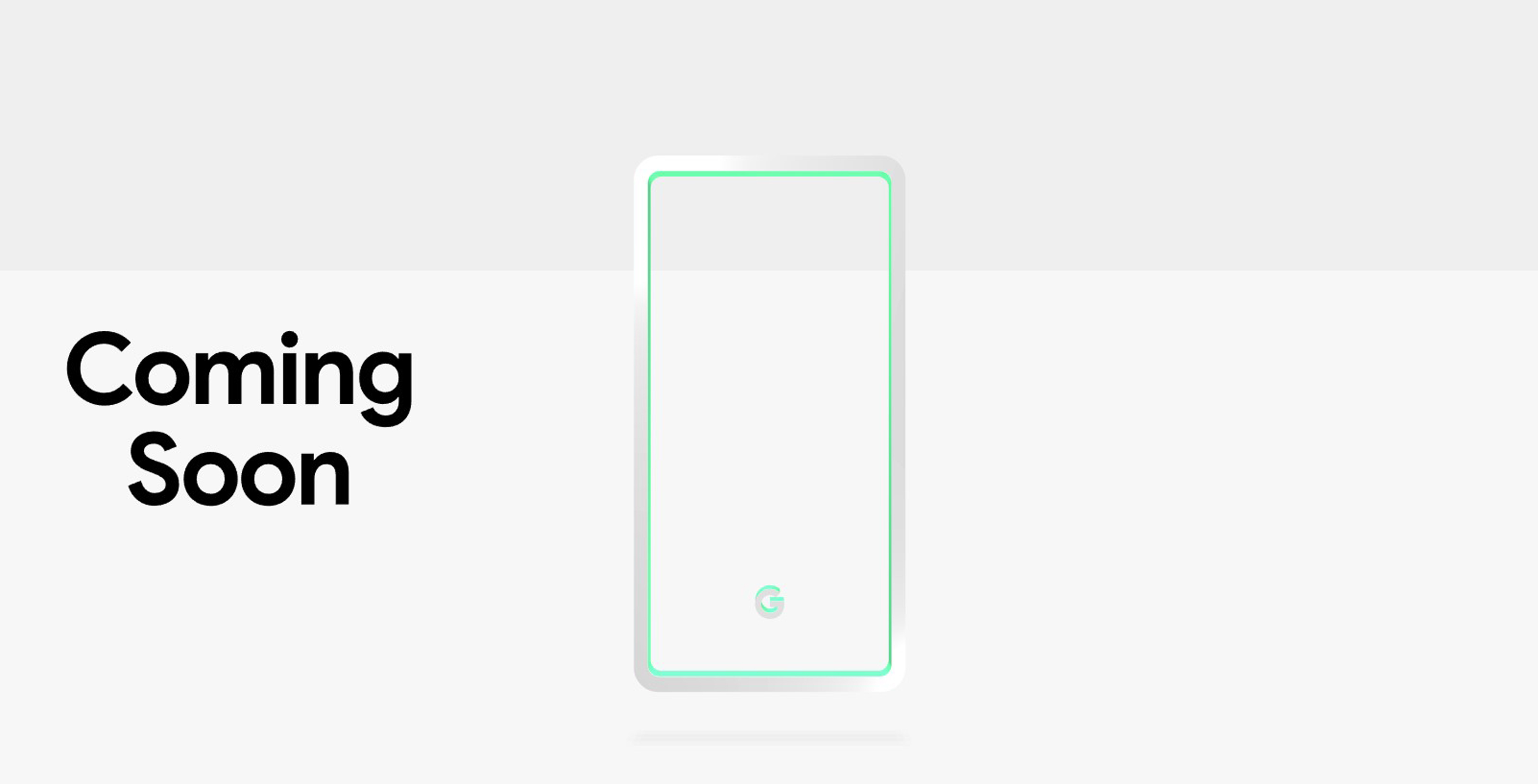 Google's Japanese Pixel teaser website