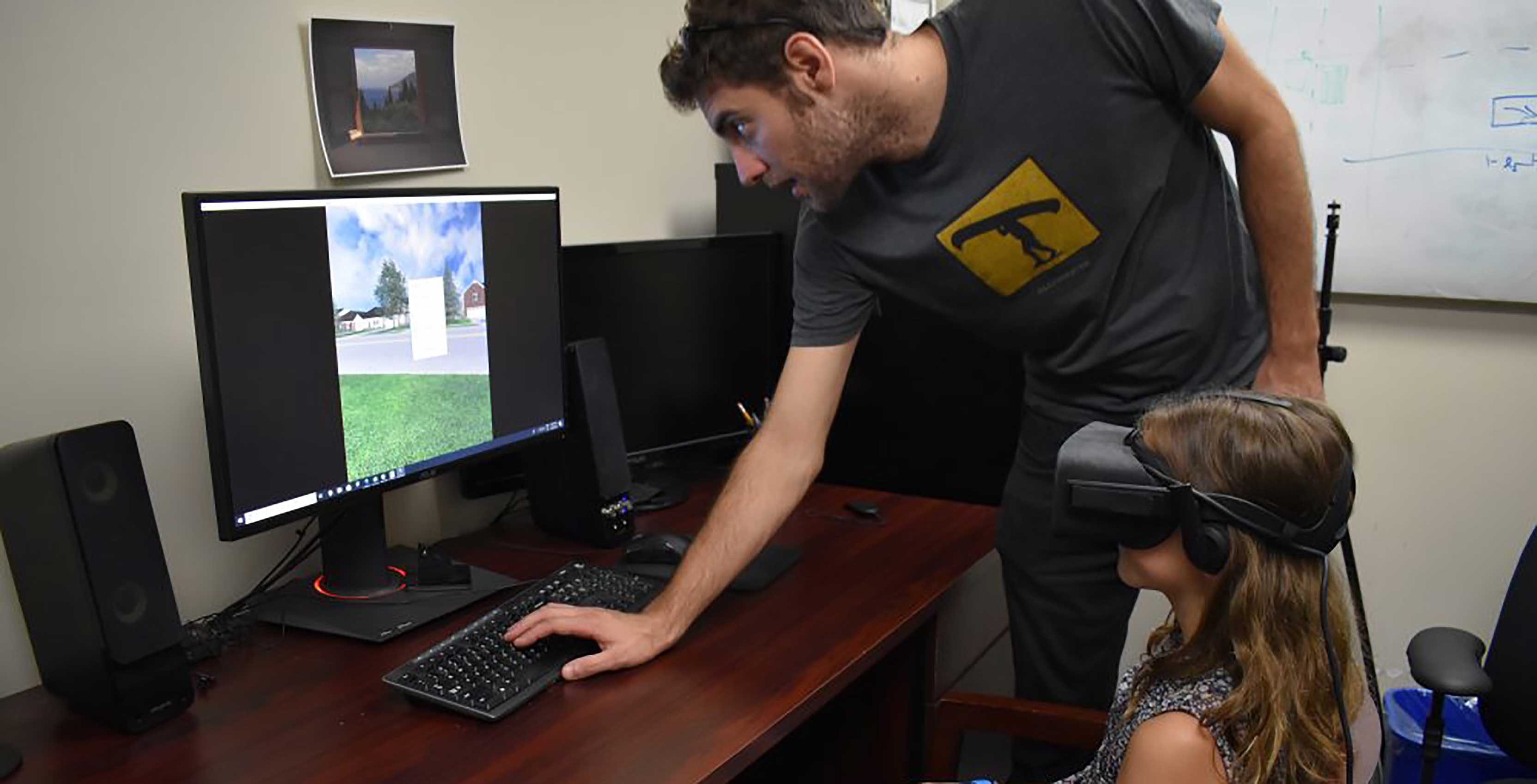 University of Guelph VR kids