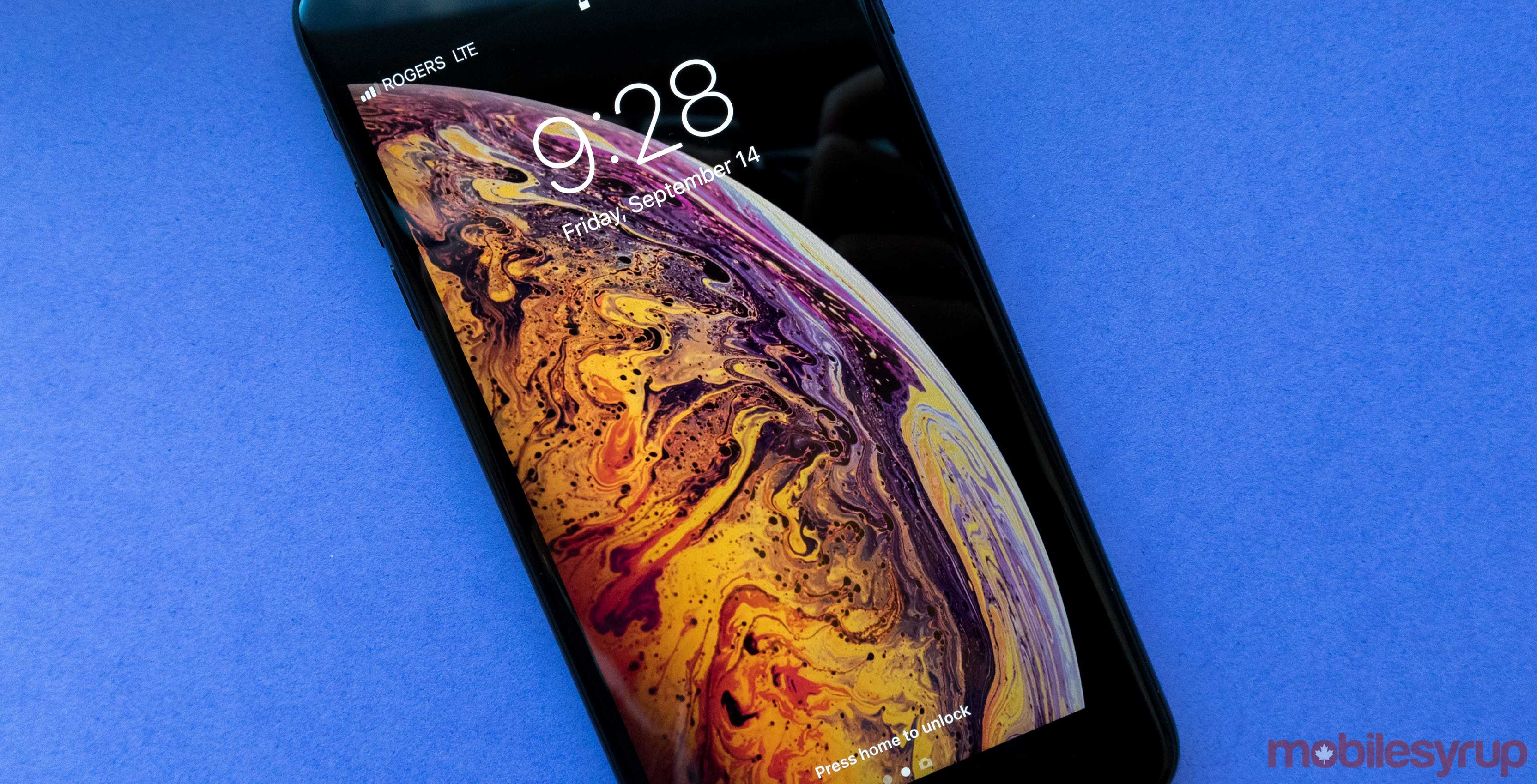 release ios 12 until monday september 17th but that hasnt stopped leakers from extracting and sharing the wallpapers that come with the new iphones