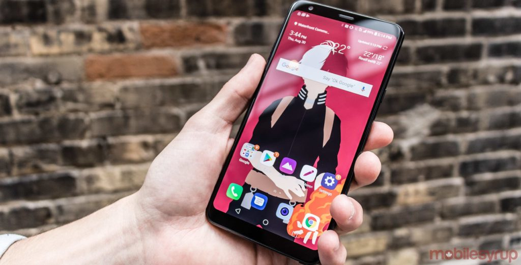 Lg Q Stylo Review Fills The Inexpensive Stylus Niche
