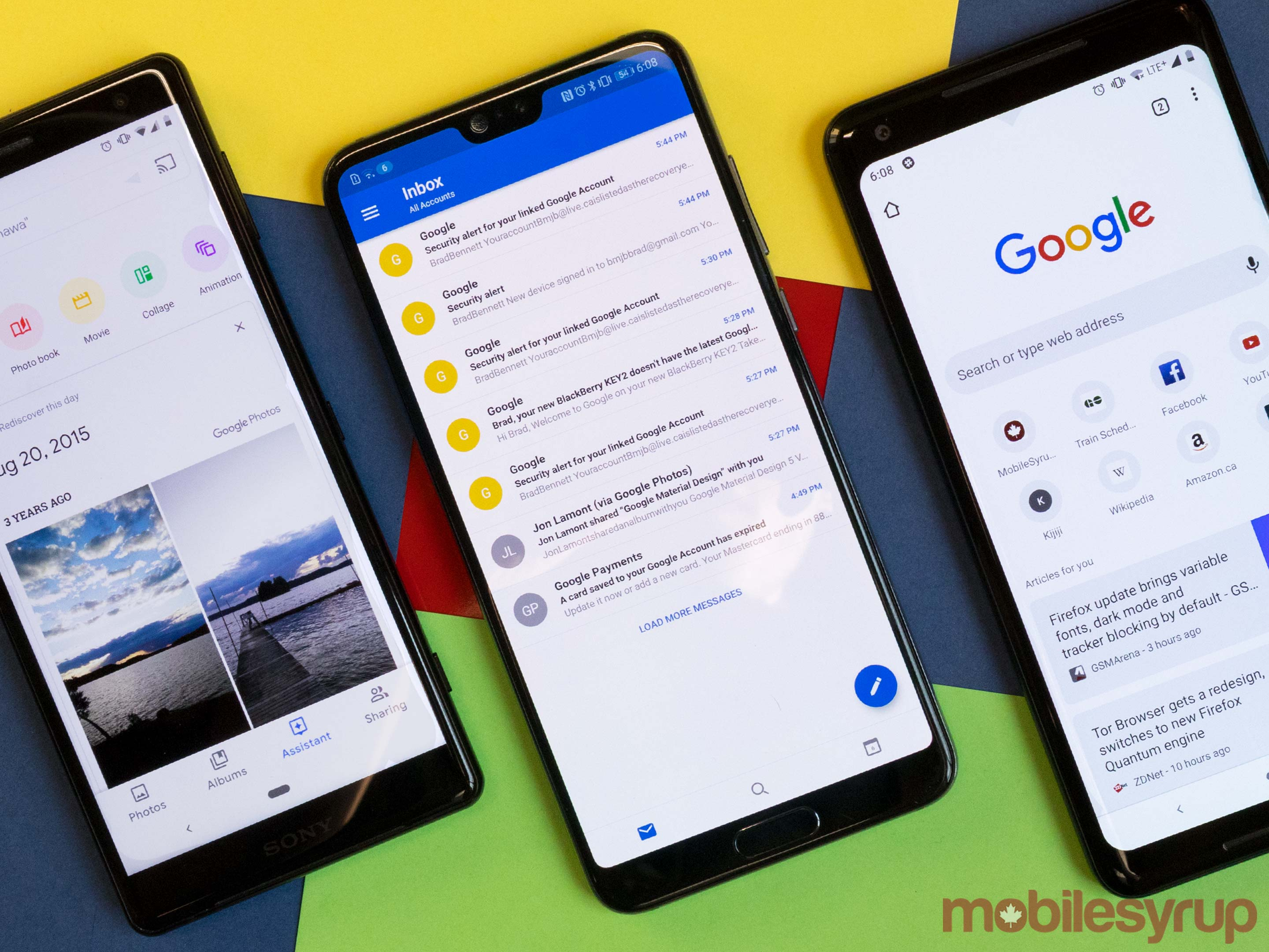 Here are Google's modern Material Design apps – where are the rest?