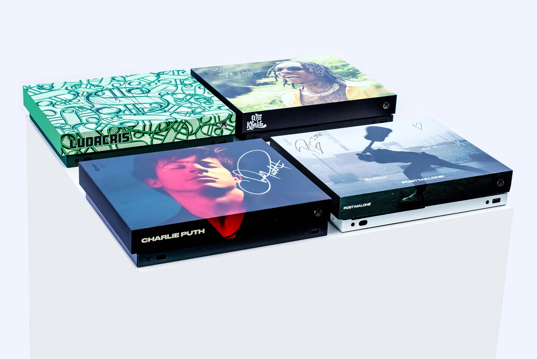 Musician Xbox One X