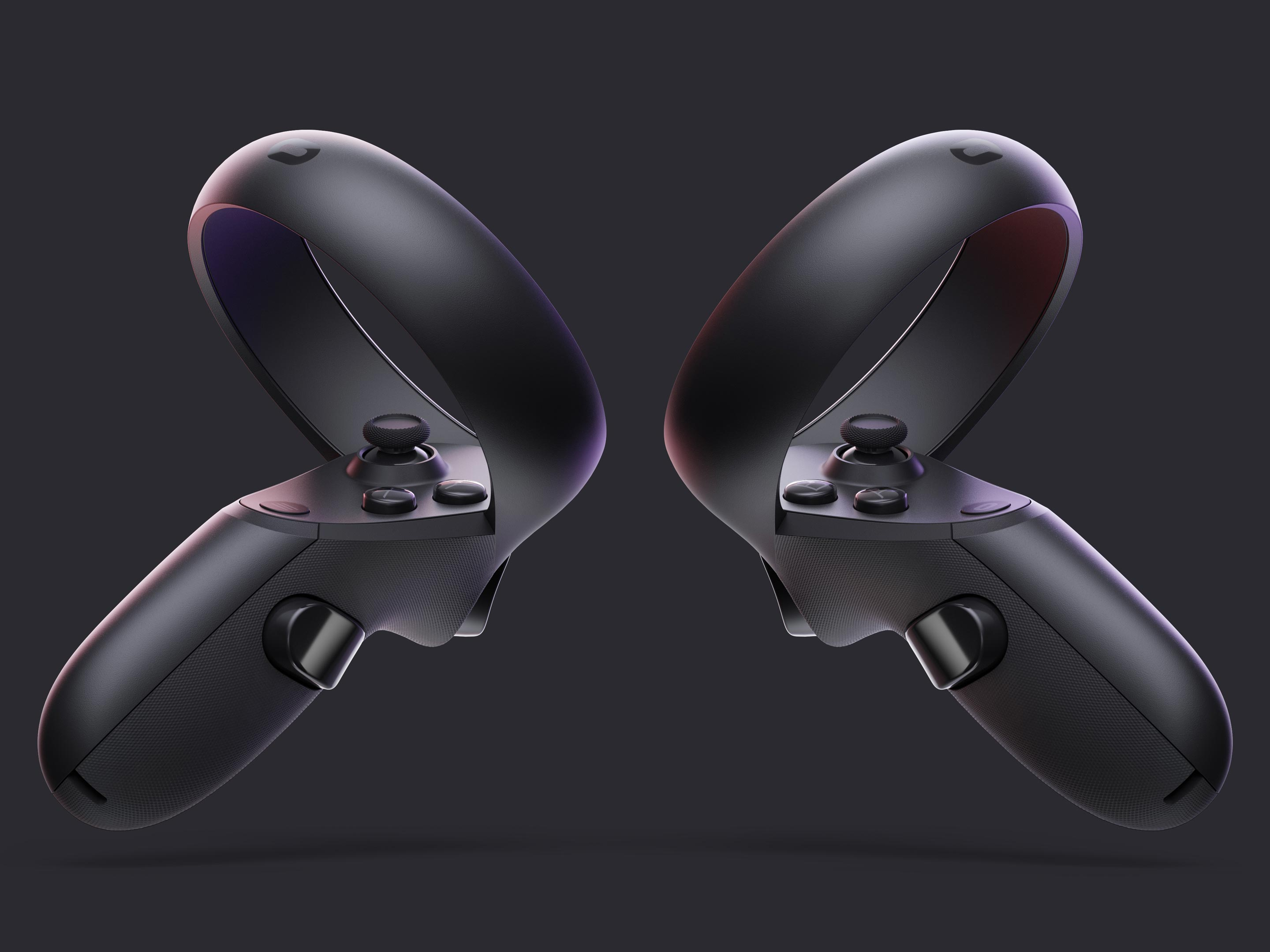 Oculus Quest Touch controllers