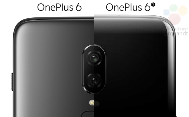 A side-by-side comparison of the 6T and 6