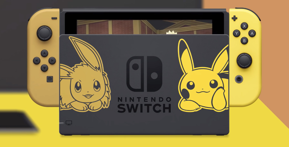 Pokemon: Let's Go, Pikachu! and Let's Go, Eevee! details Master Trainers