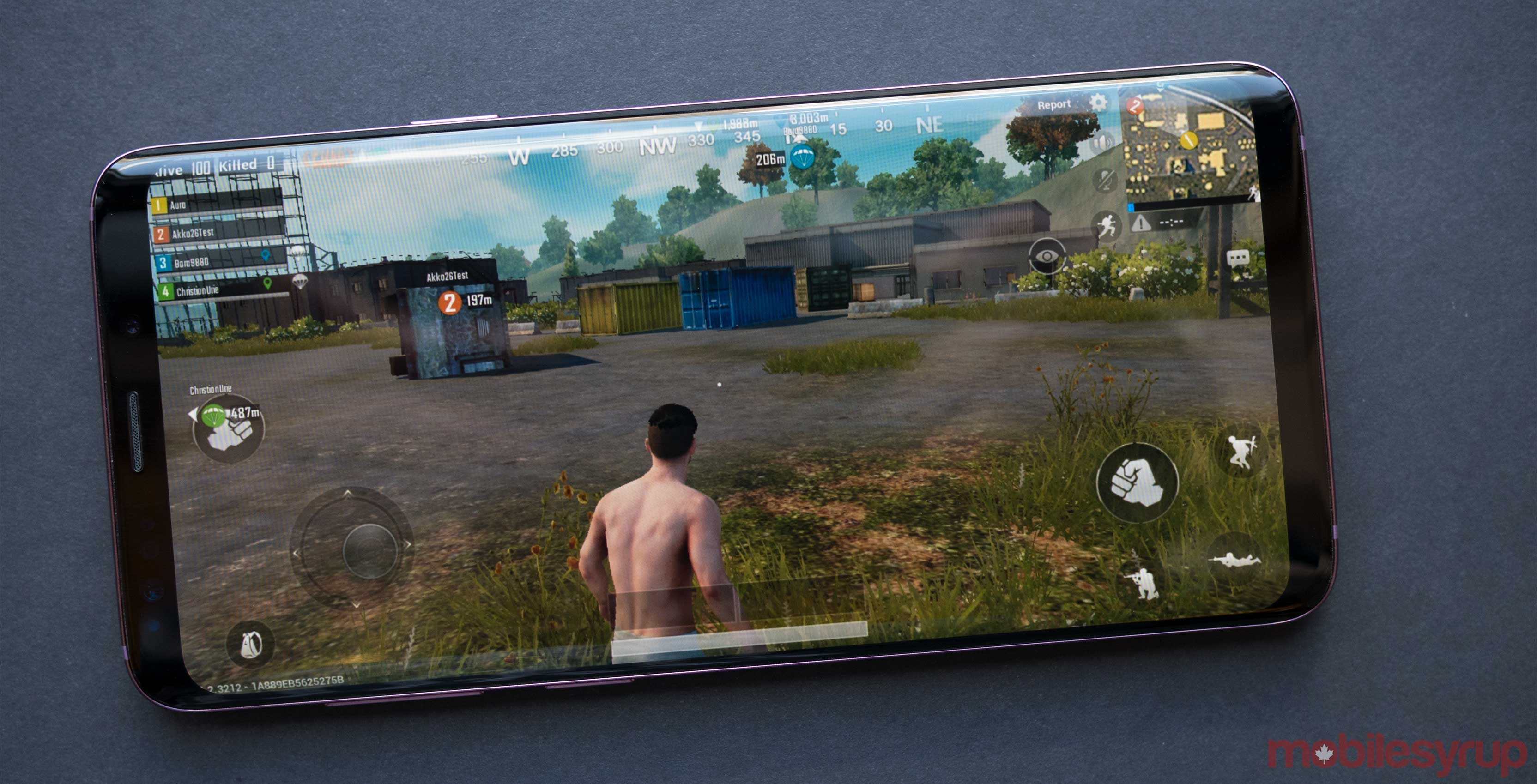 Pubg Mobile And Samsung Are Holding A Global Tournament With - pubg mobile