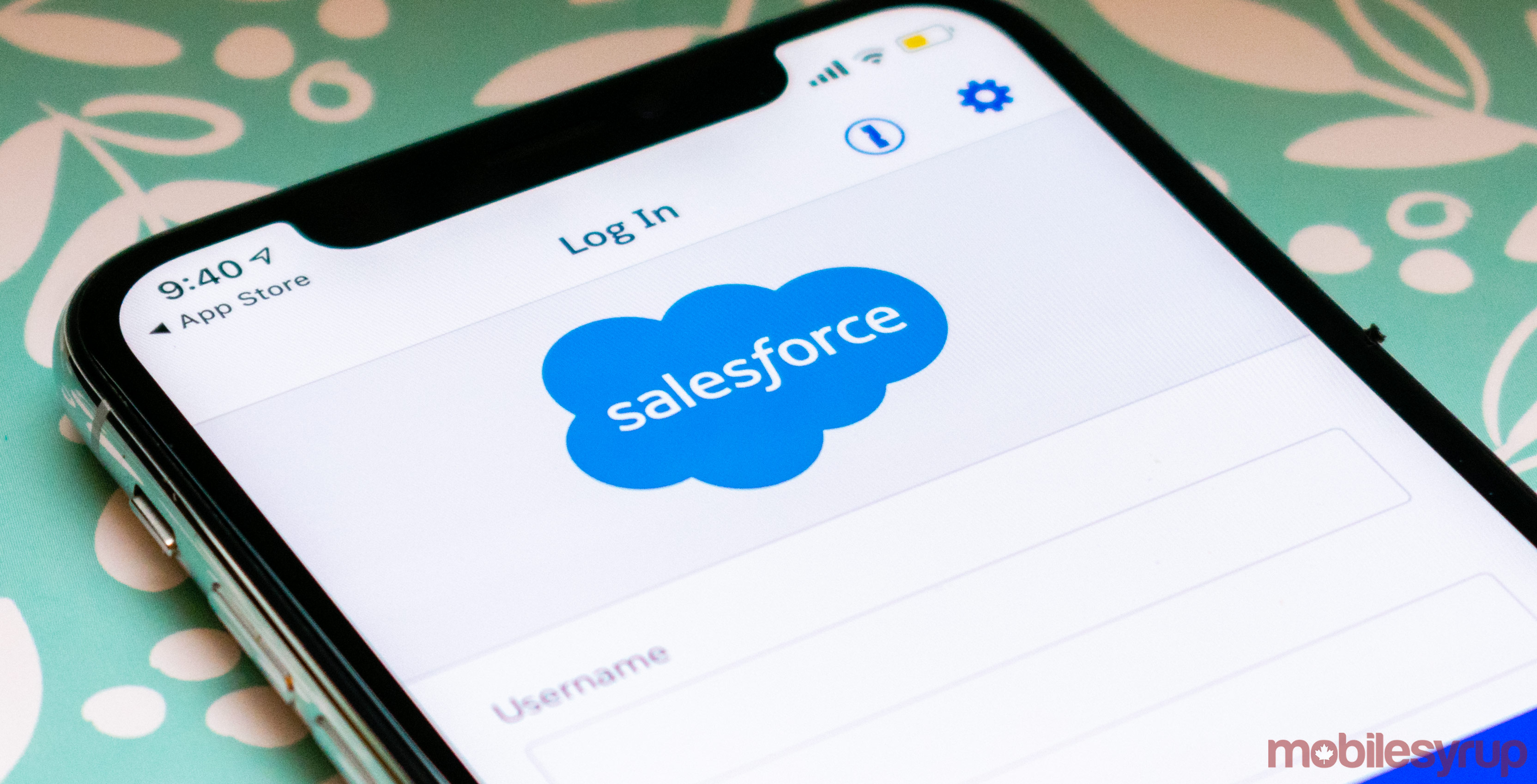 Salesforce redesigning iOS app, launching mobile SDK and new app