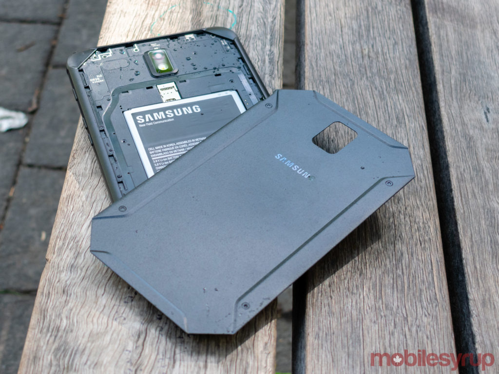 Samsung's rugged Galaxy Tab Active 2 is a good tablet, but who is it