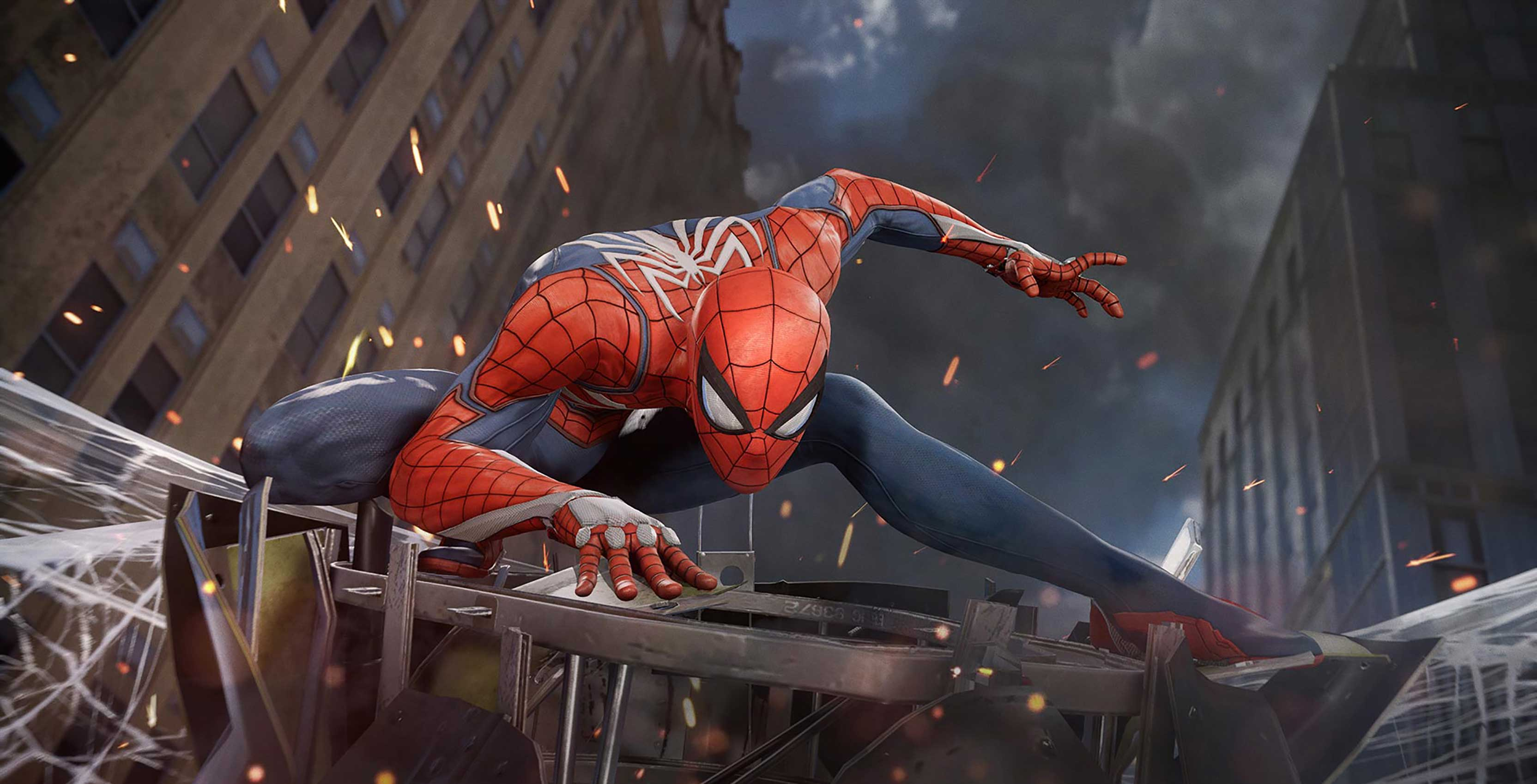 Sony buys Spider-Man developer Insomniac games