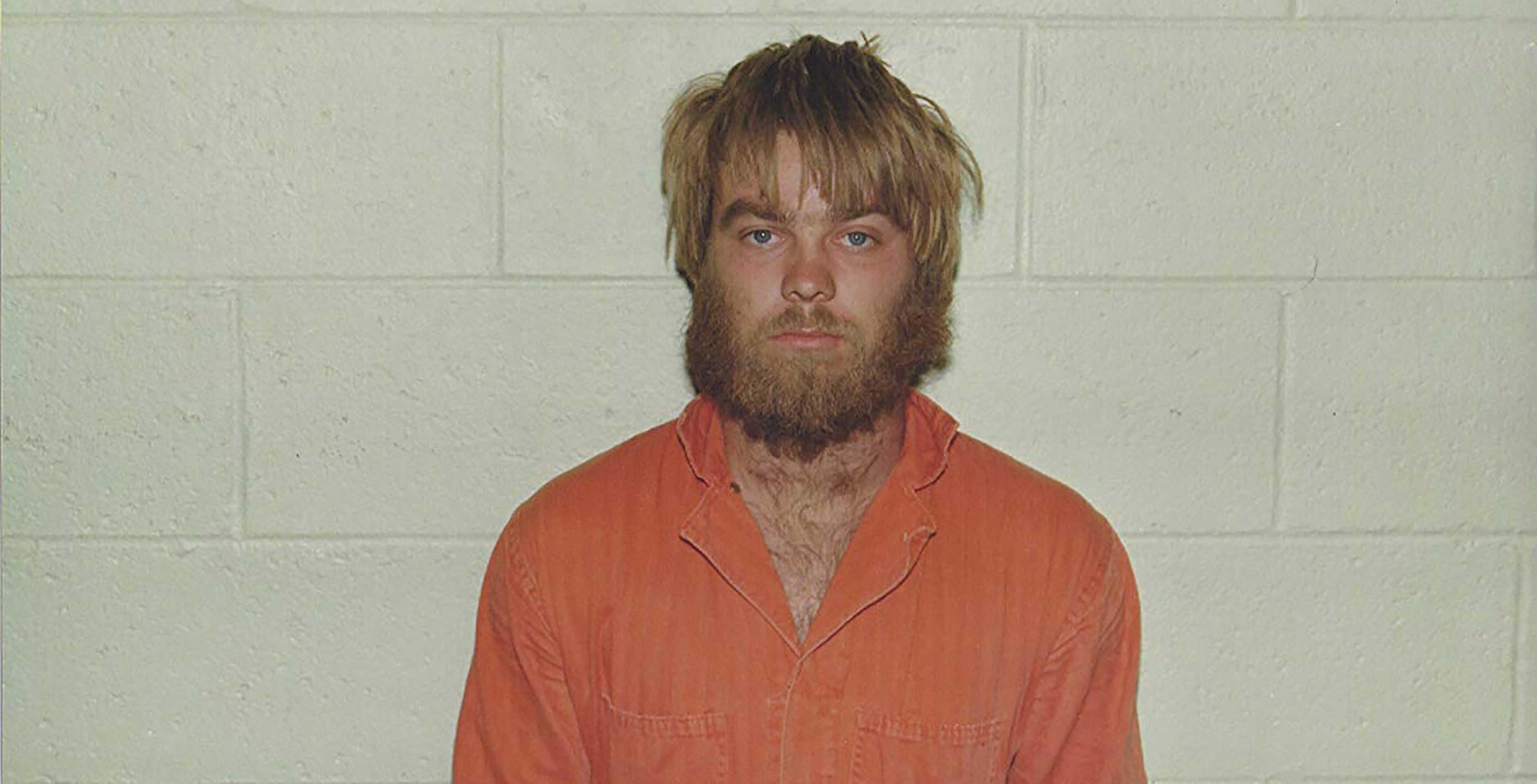 Steven Avery in Making a Murderer