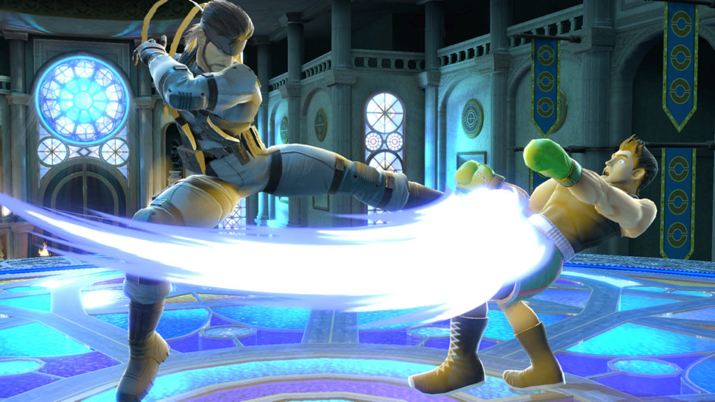 Super Smash Bros. Snake