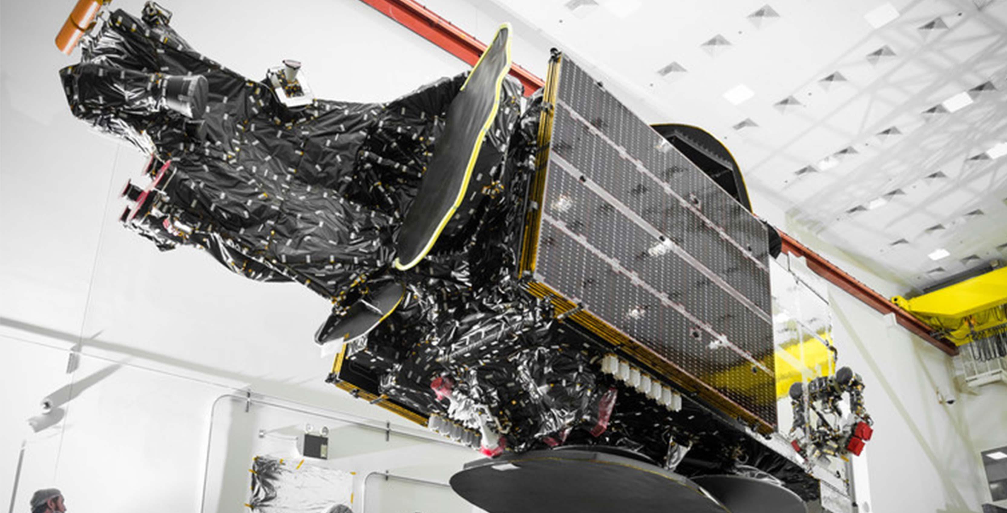 SpaceX launches Canadian Telstar 18 Vantage satellite into orbit