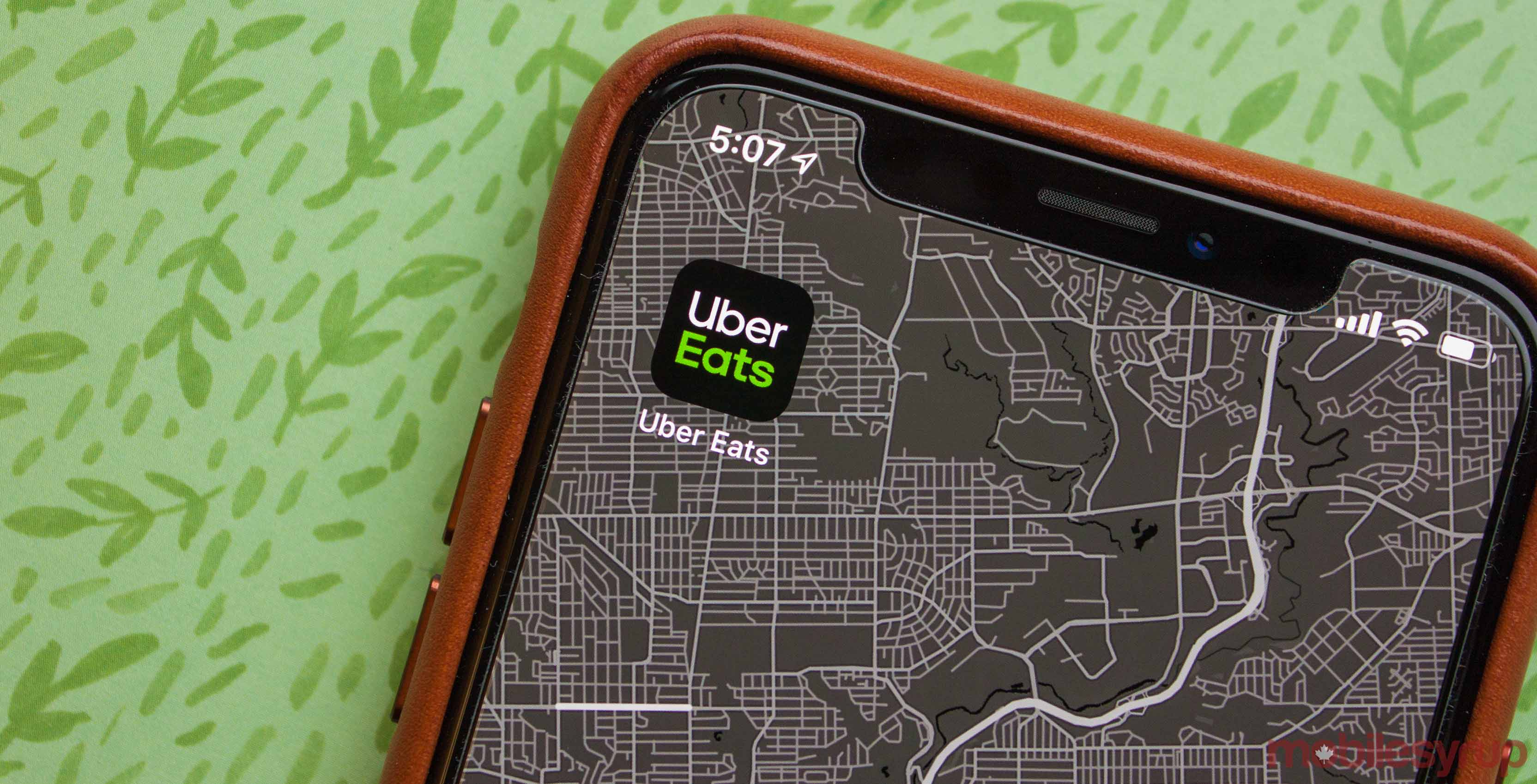 Uber Eats piloting 'Pickup' feature in Toronto