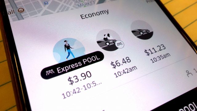 Uber launches a tiered rewards program in the United States, just like Lyft