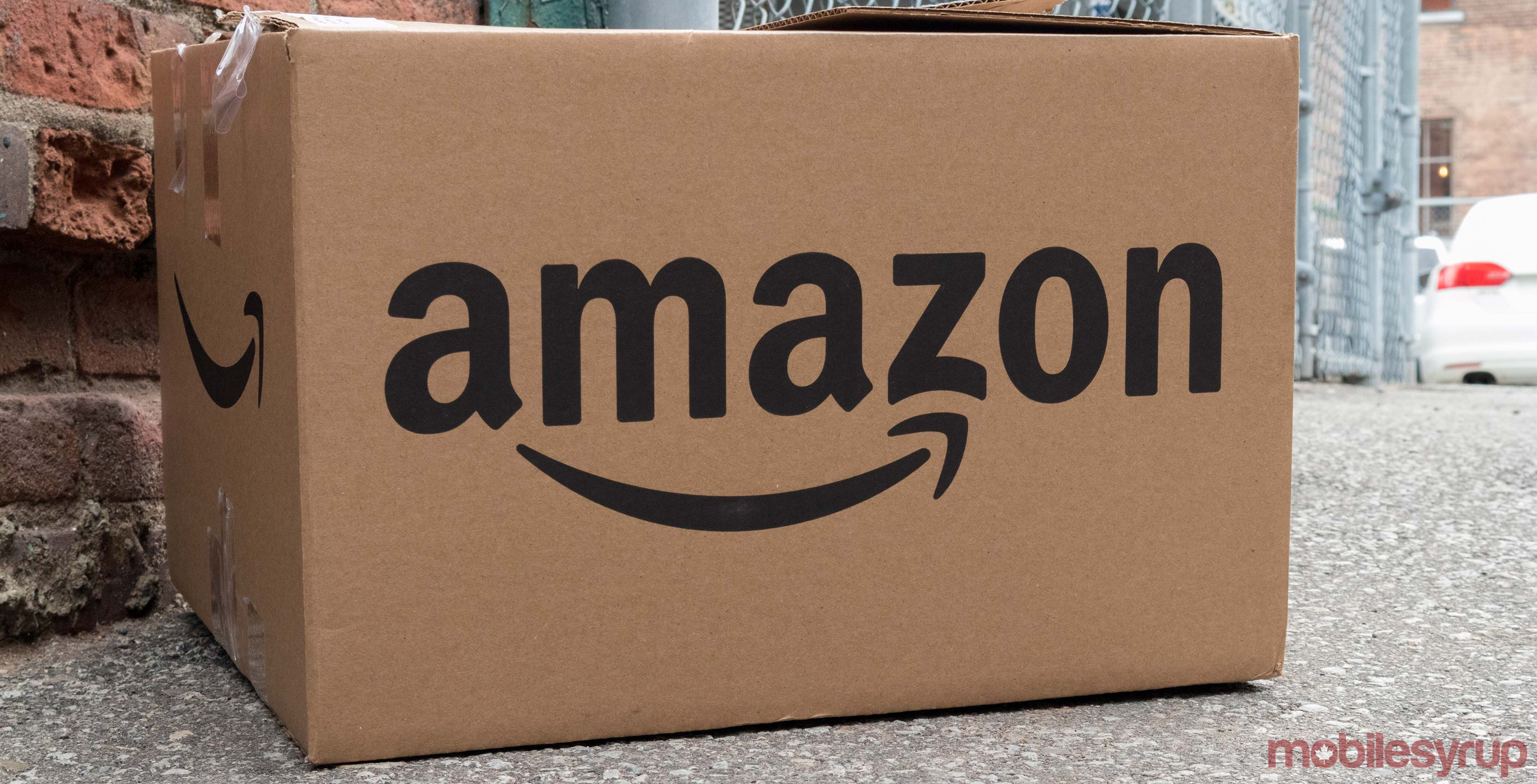 Amazon Canada's new Mastercard gives Prime members 2.5 percent back