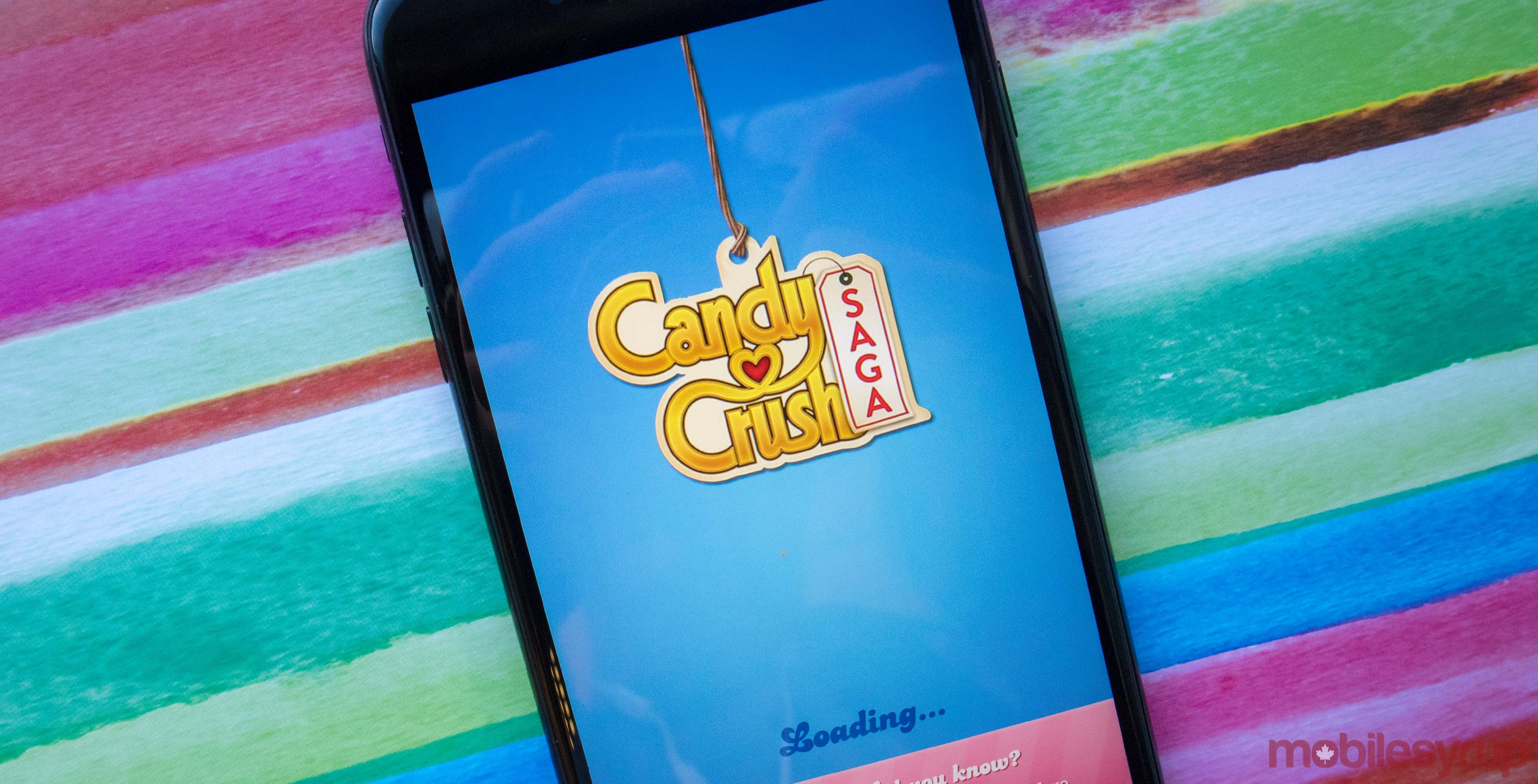 Candy Crush Saga reportedly most-downloaded iOS game of all time