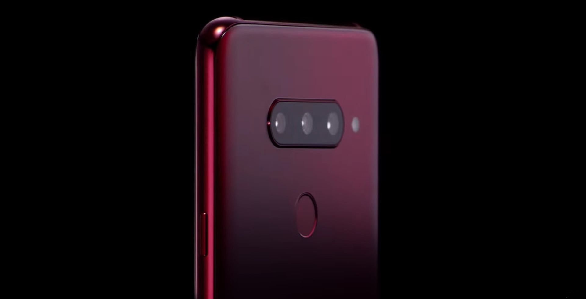 Leaked LG V50 ThinQ press render shows off 5G branding