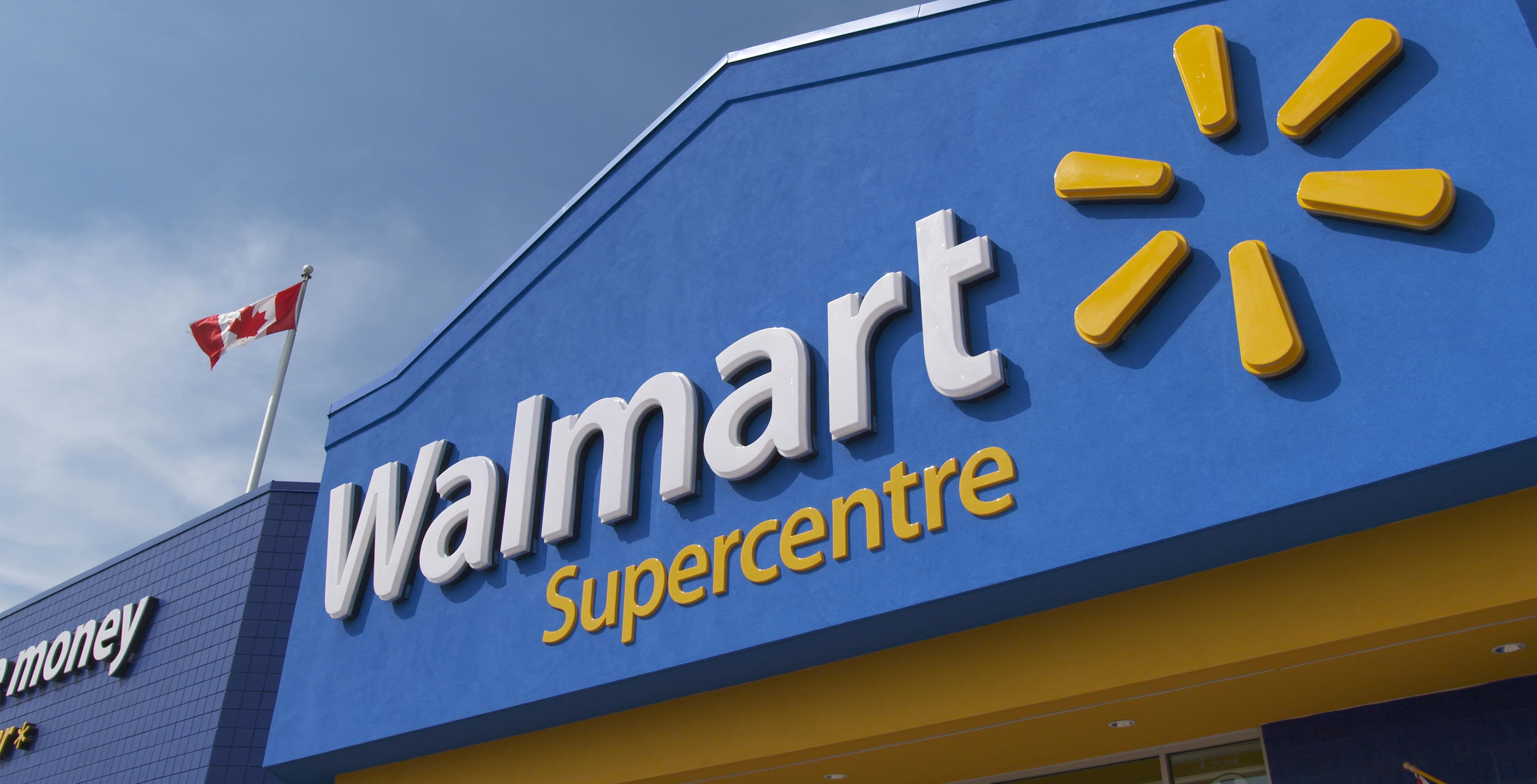 Walmart Canada modernizing its stores to appeal to online