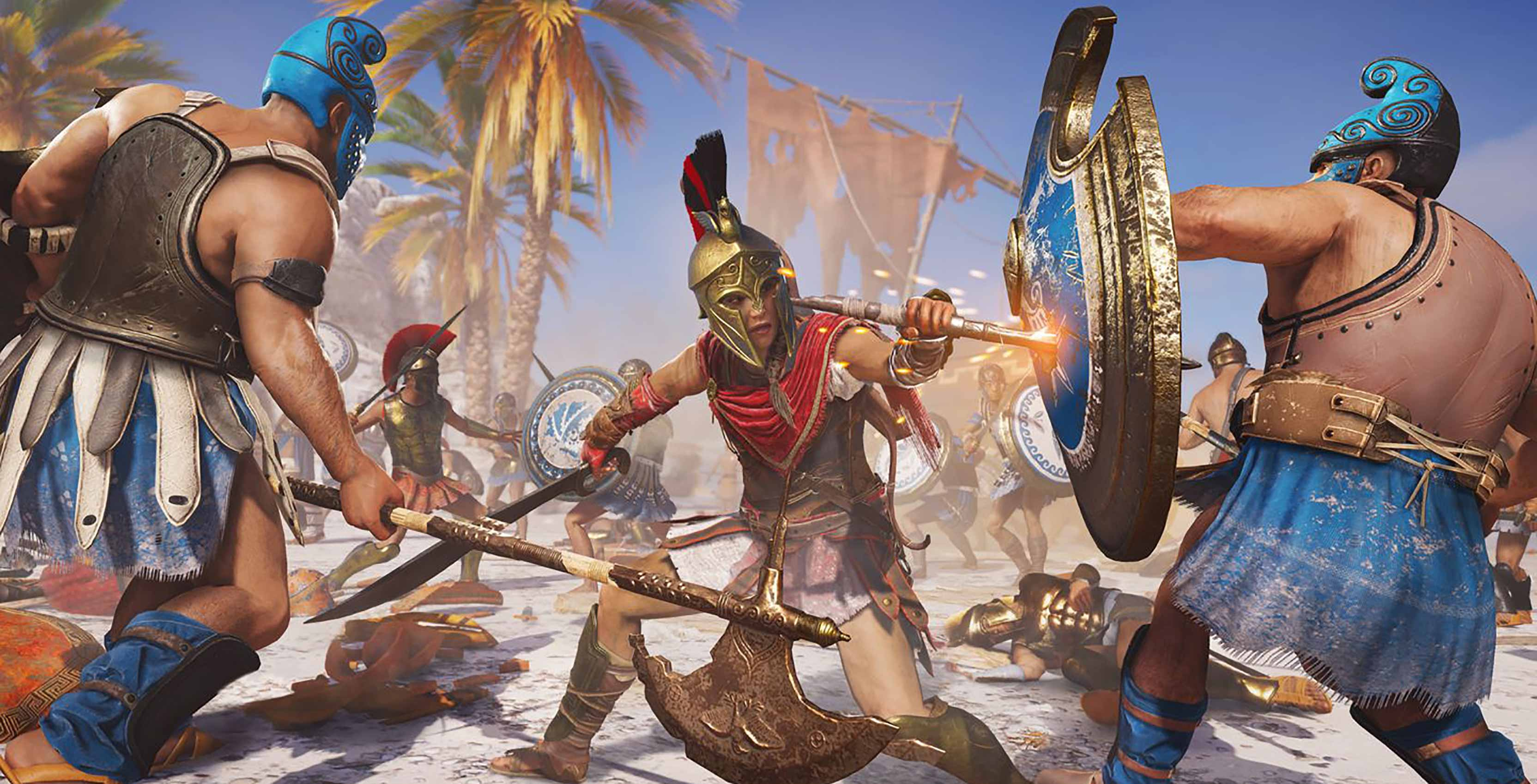 Assassin's Creed Odyssey Spartan
