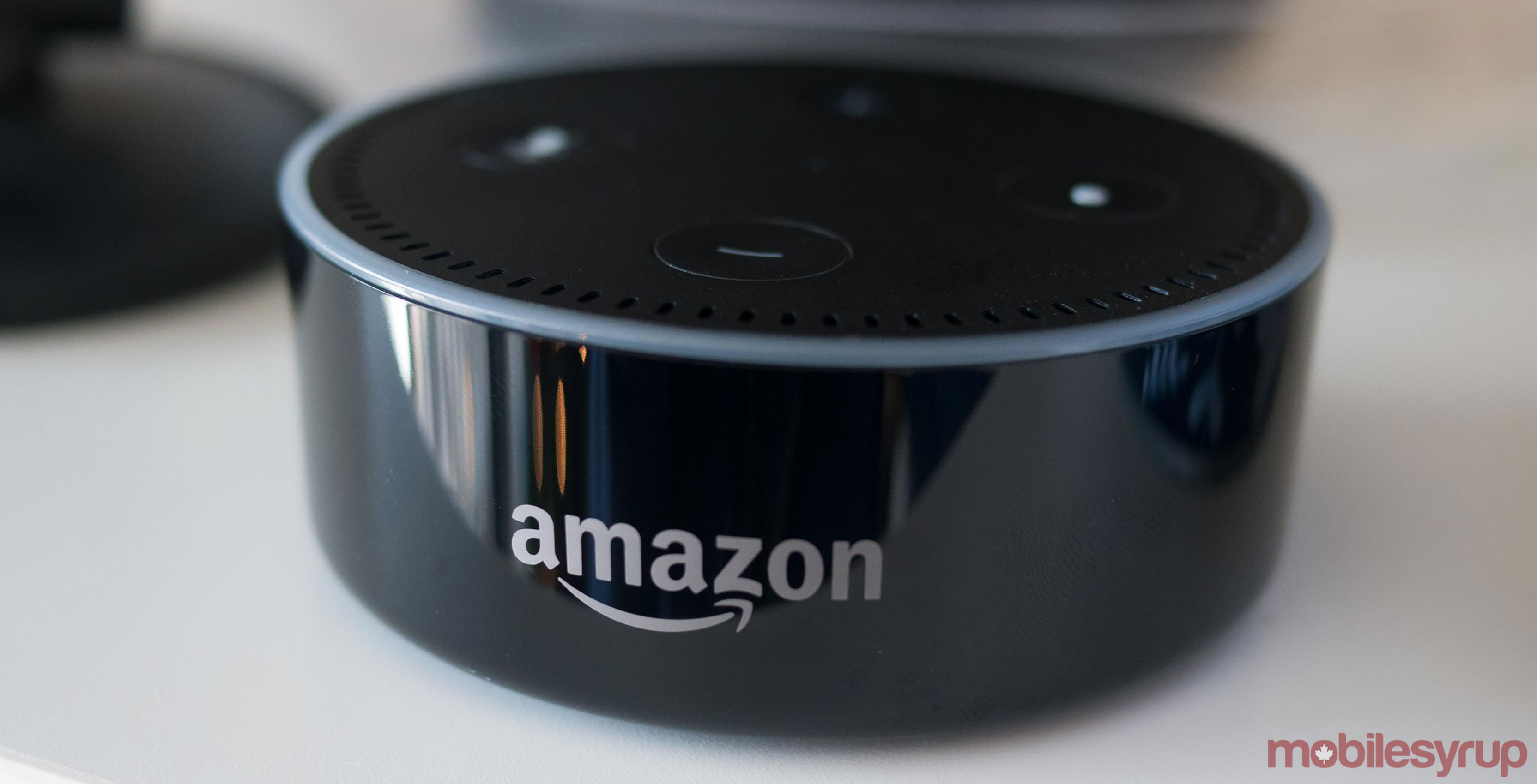 BlackBerry is working on an enterprise-focused Alexa-enabled device