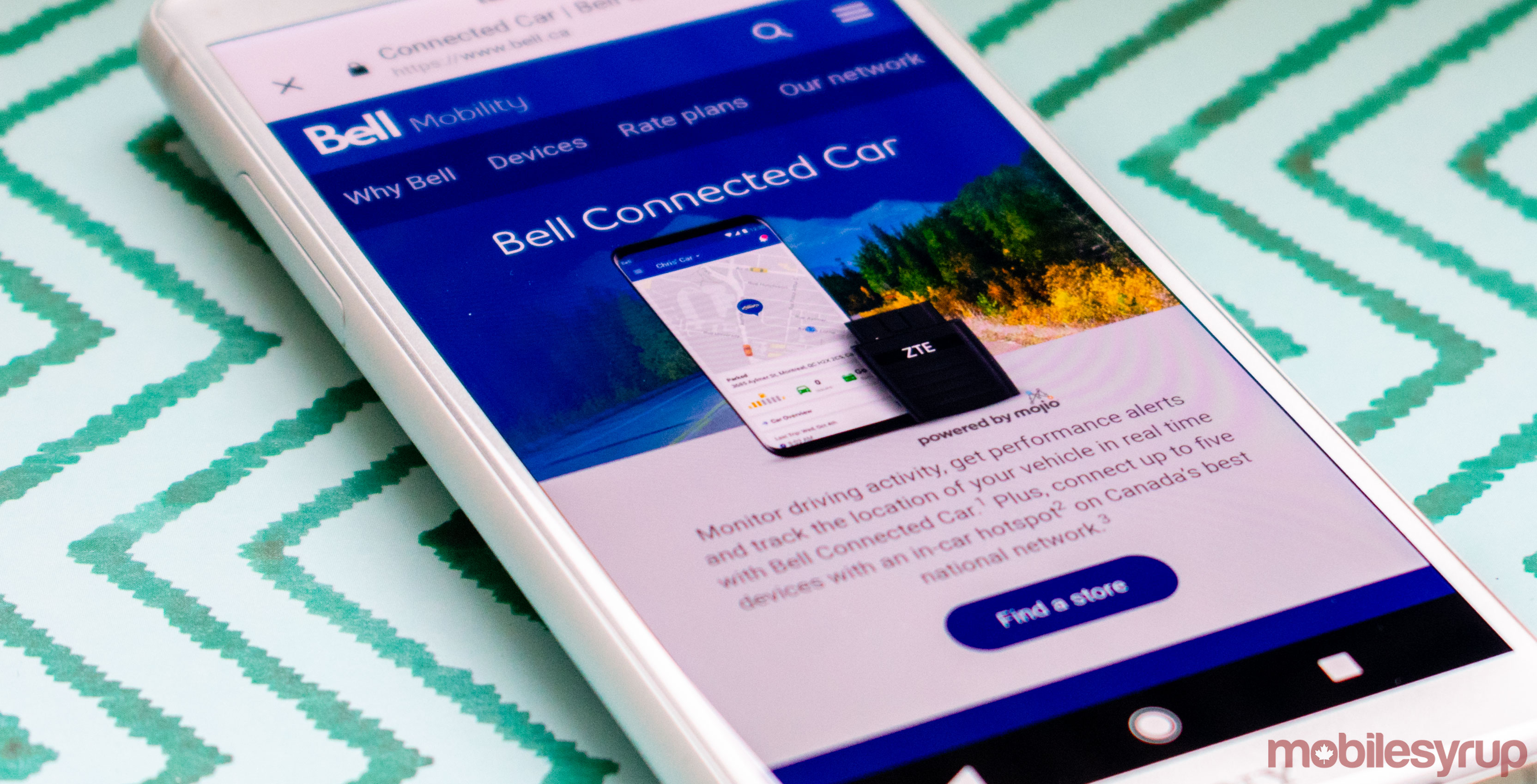 Bell, Ford announce connected car Wi-Fi hotspot partnership