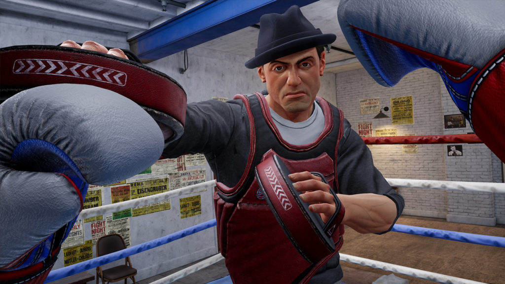 Creed: Rise to Glory Rocky