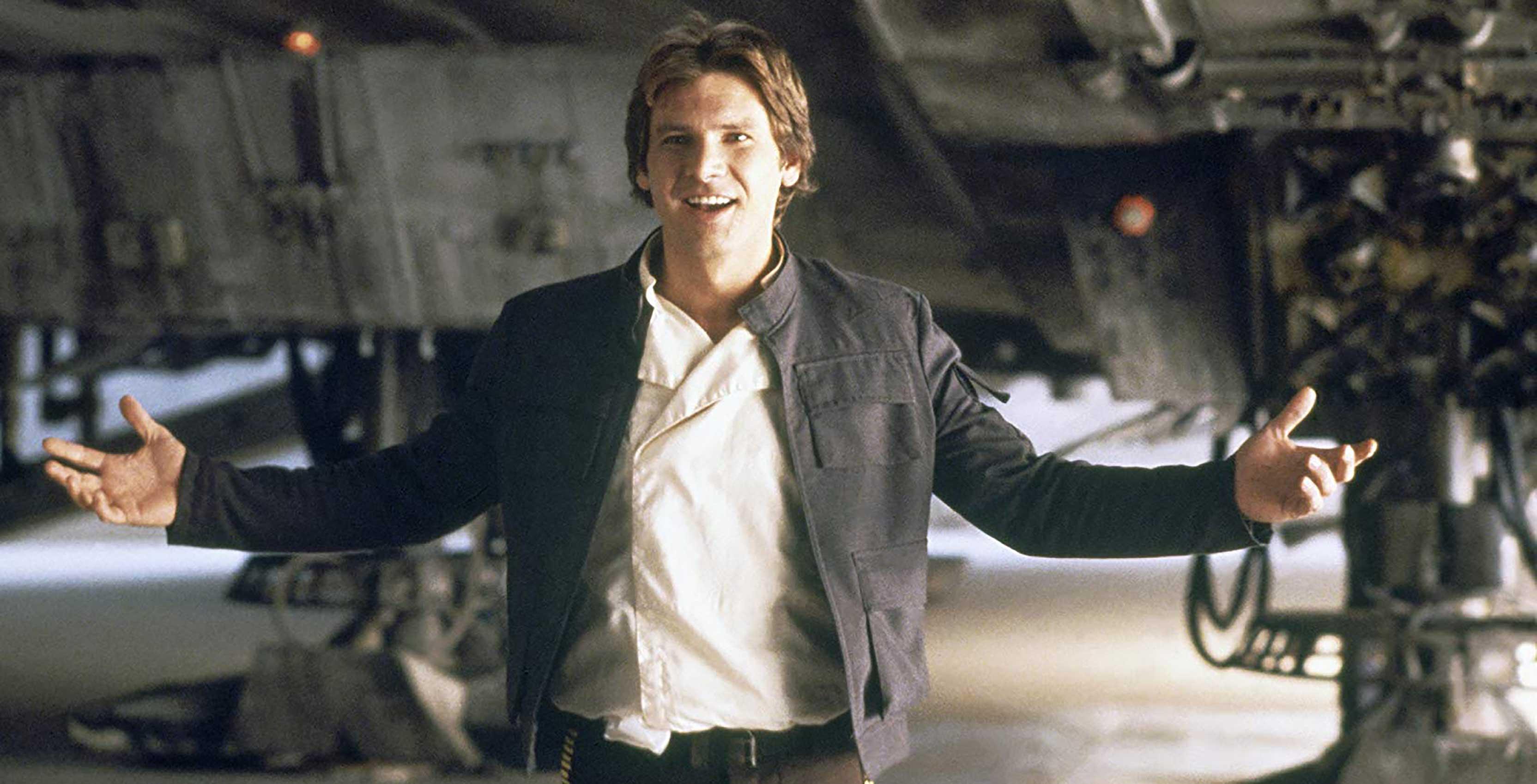 The Empire Strikes Back Han Solo