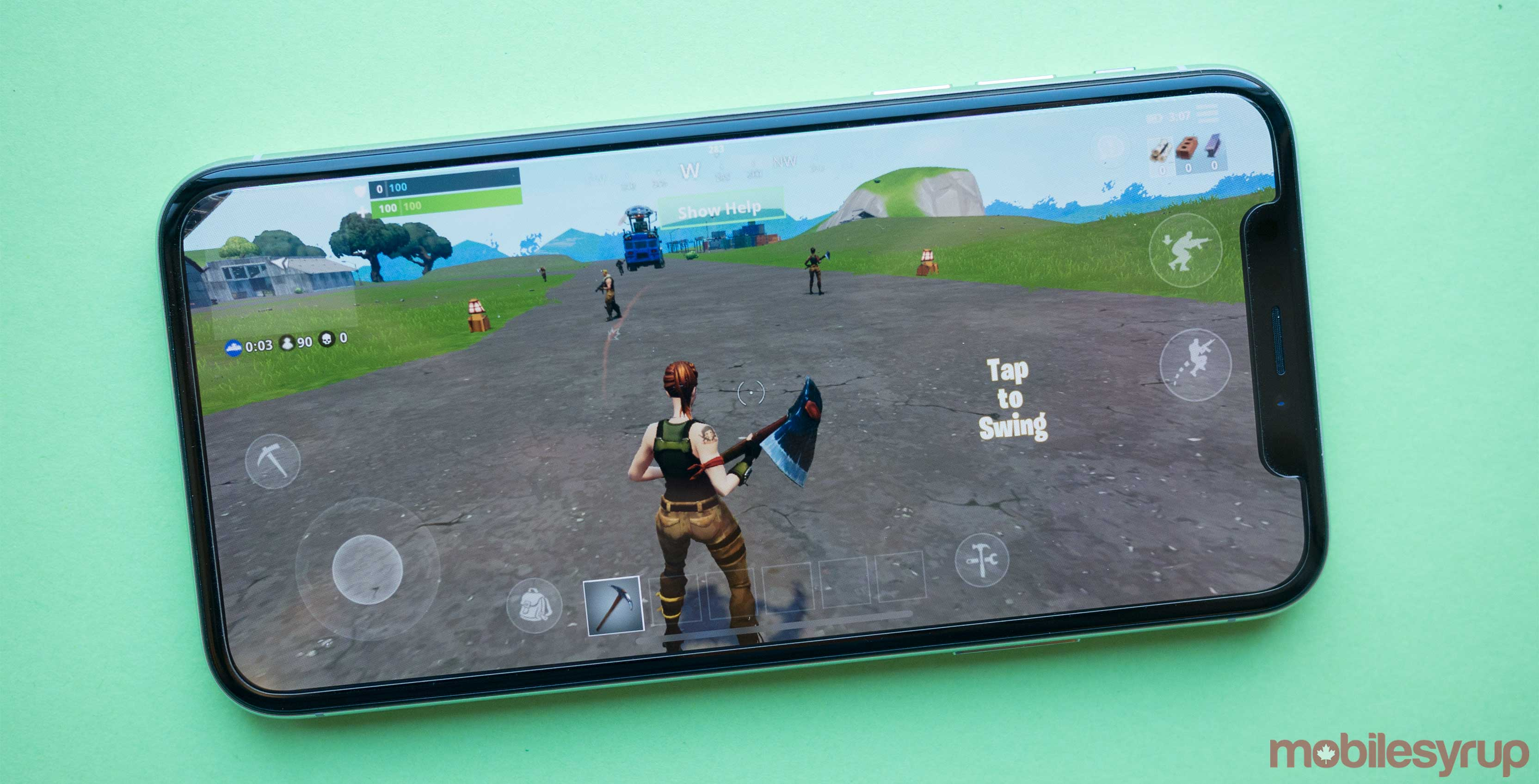'Fortnite' earned $500 million USD on iOS in under a year