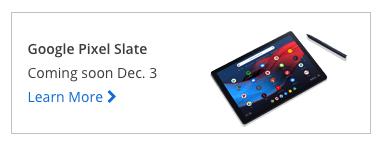 Google Pixel BestBuy listing