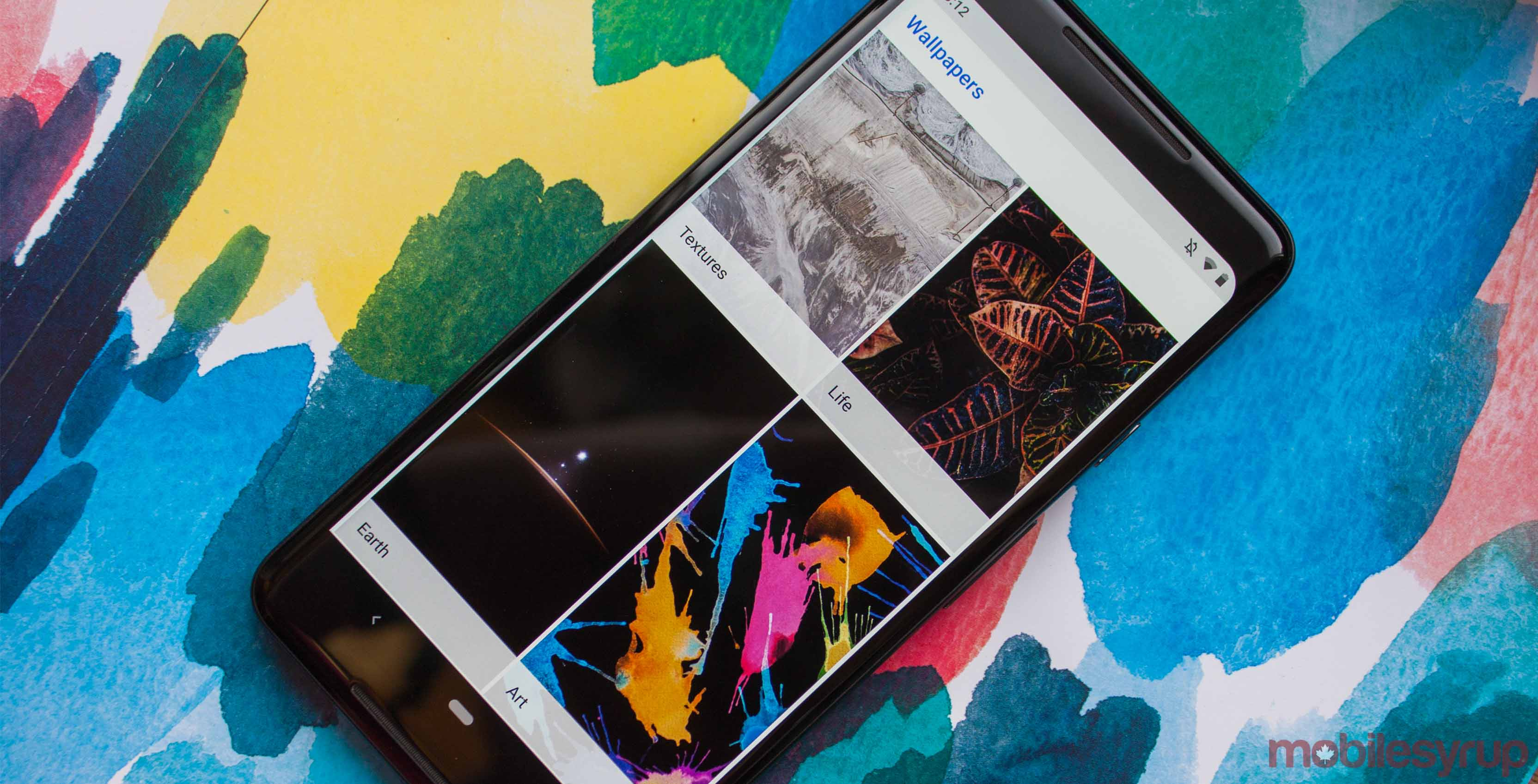 Google Wallpapers update refreshes Art