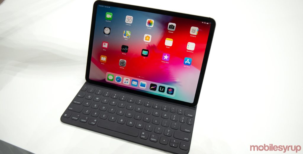 ipad pro 2018 hands on most significant update yet. Black Bedroom Furniture Sets. Home Design Ideas