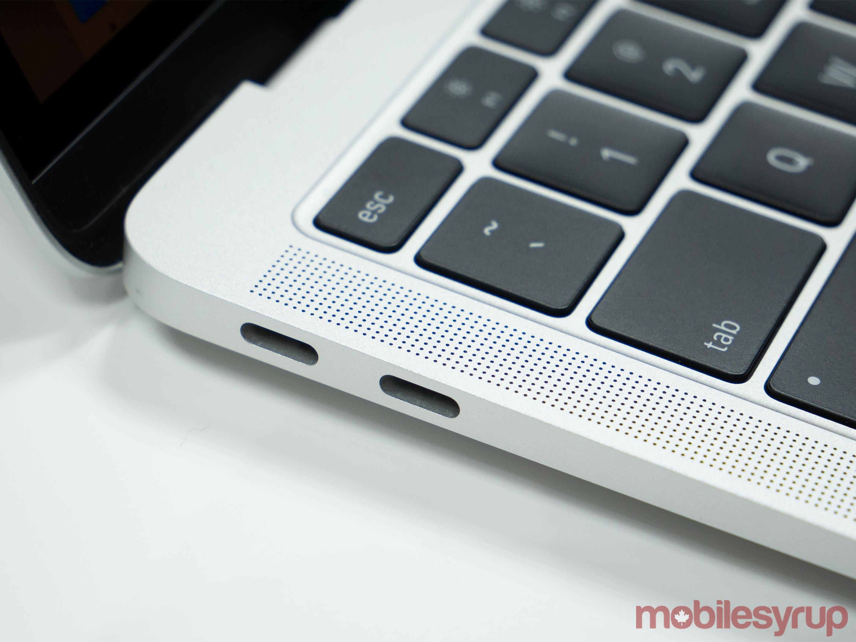 MacBook Air USB-C