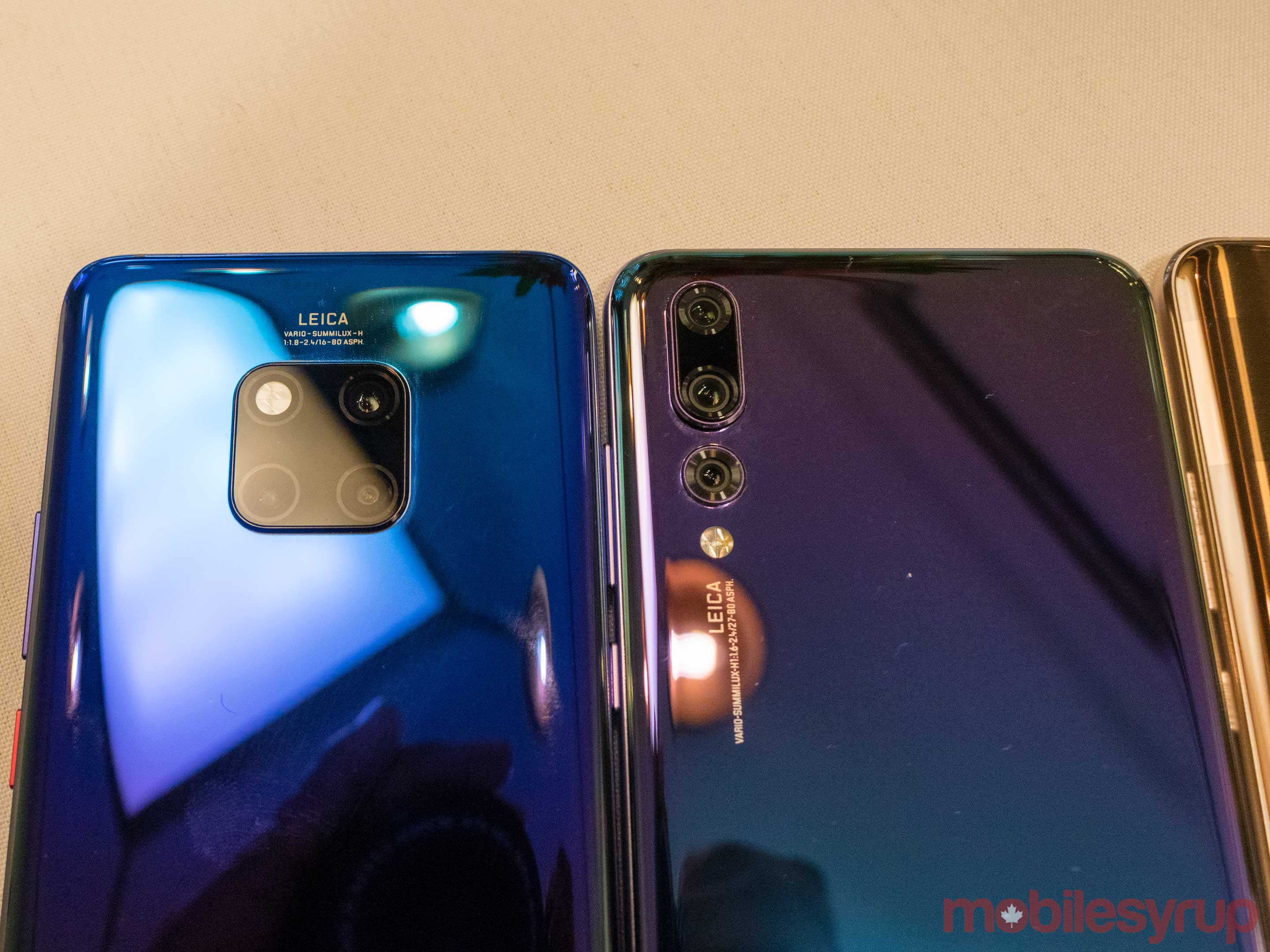 Mobile Phones: Huawei Mate 20 Series smartphones launched