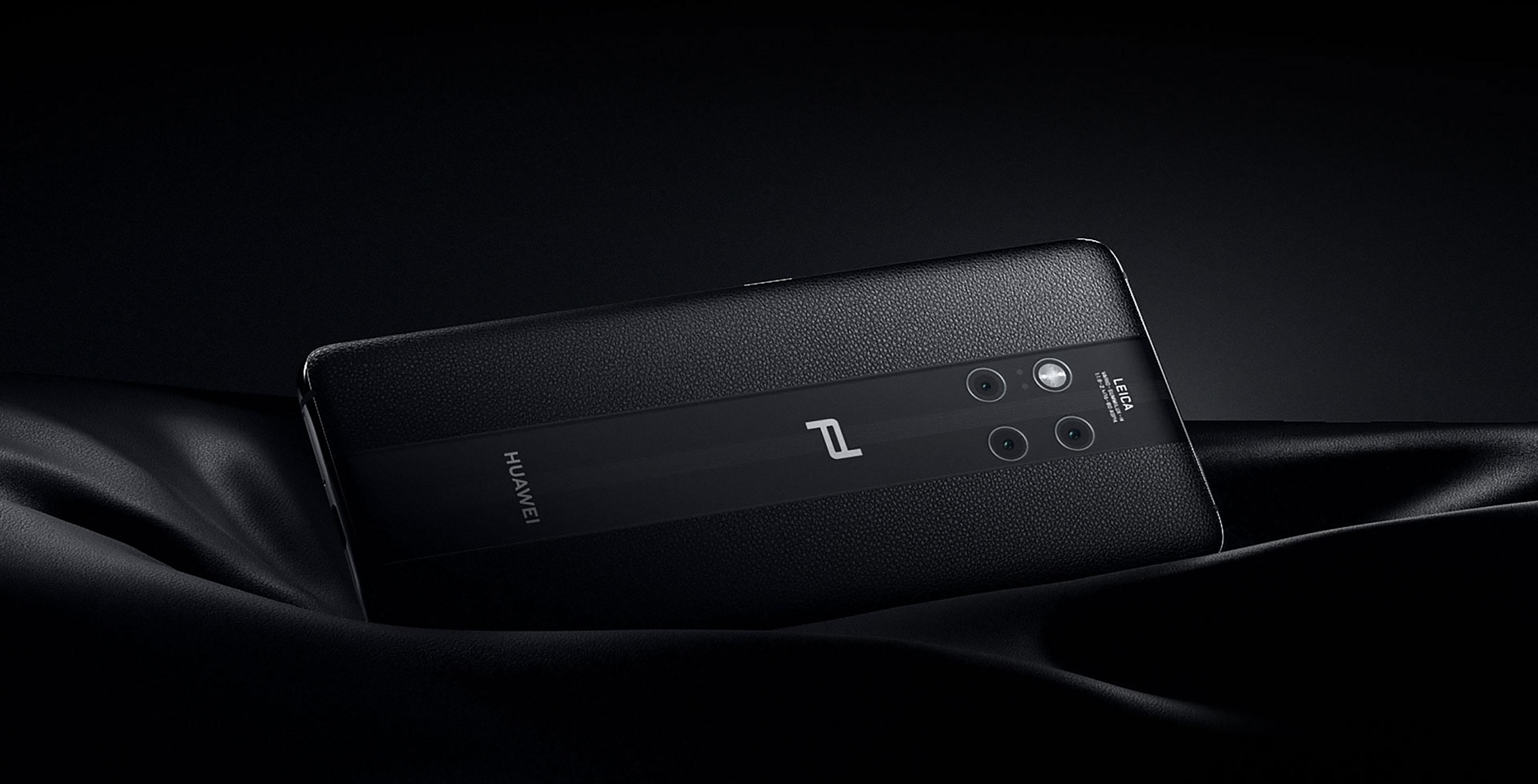Huawei announces Mate 20 RS Porsche Design and Huawei Watch GT