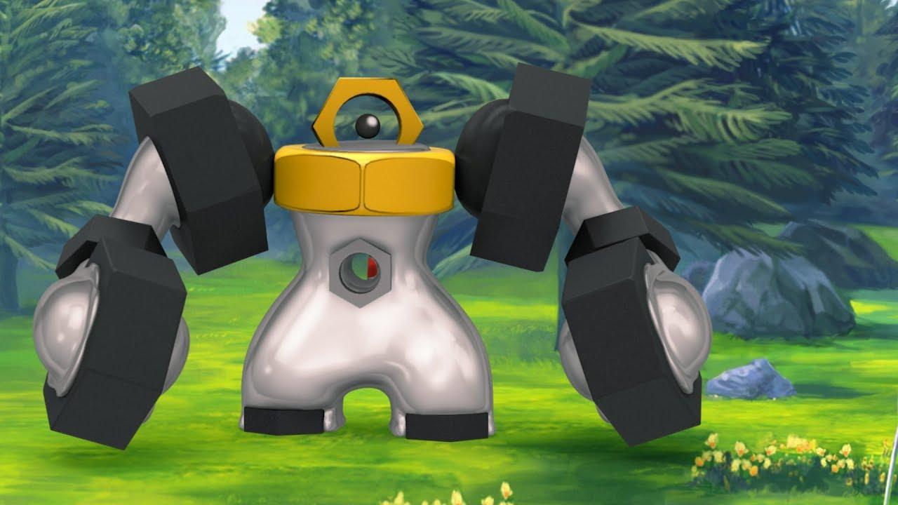 40e4e1c5af2bb Melmetal  is the Pokémon  Let s Go Legendary evolution of Meltan
