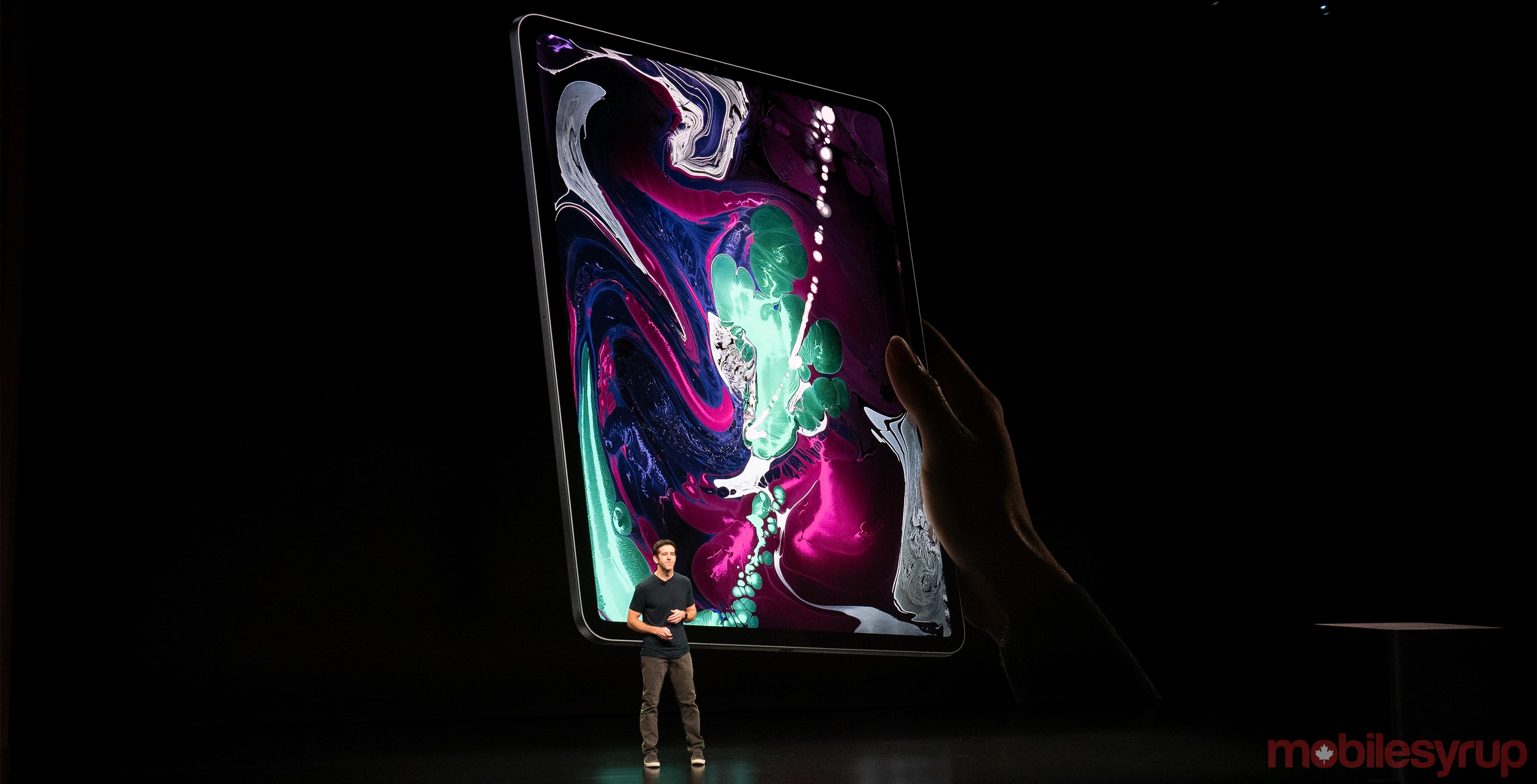 Apple's new iPad Pro