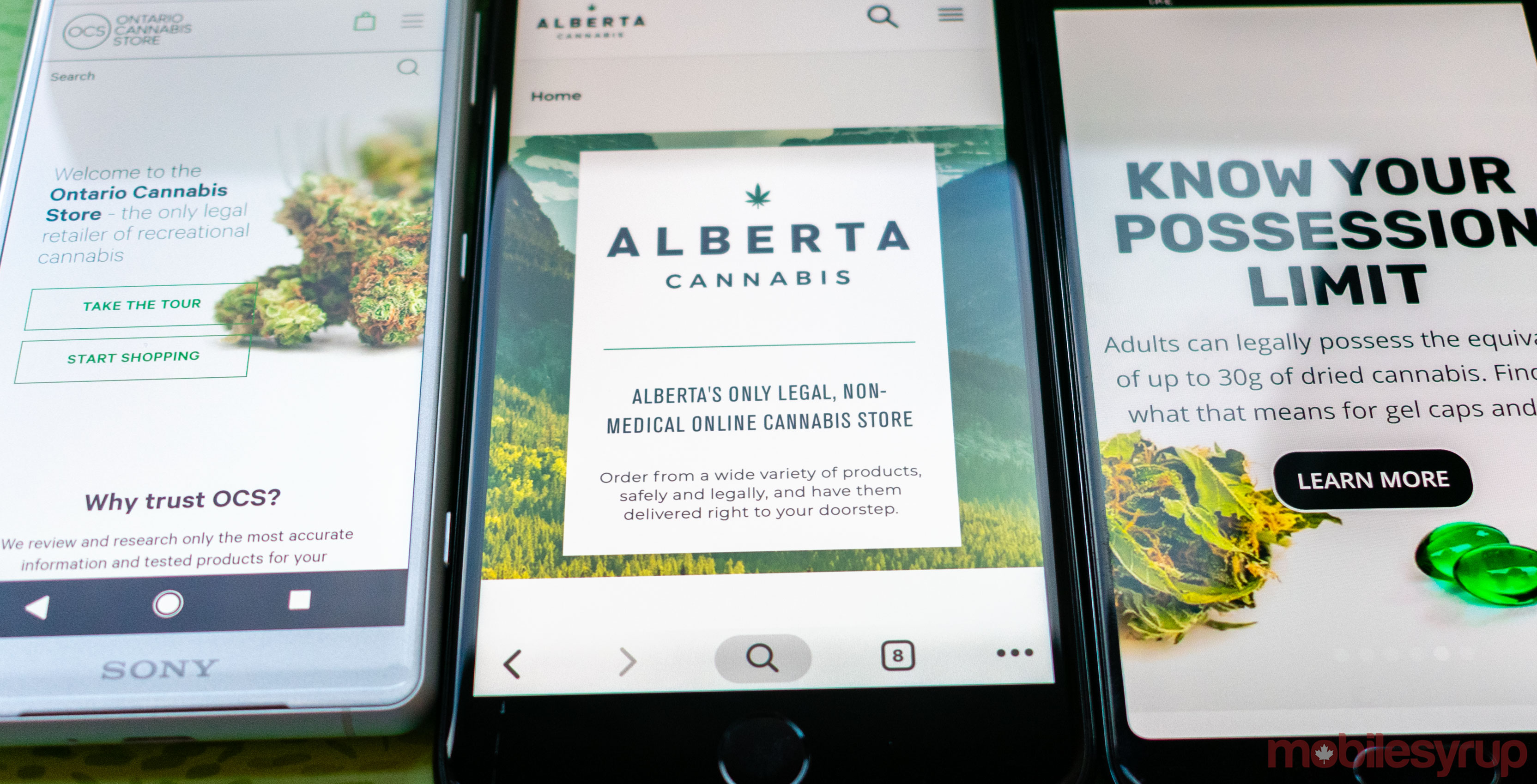 online store 83222 632f3 Now that recreational cannabis is almost officially legal, Canadians across  the country are no doubt curious as to where or how they ll be able to  purchase ...