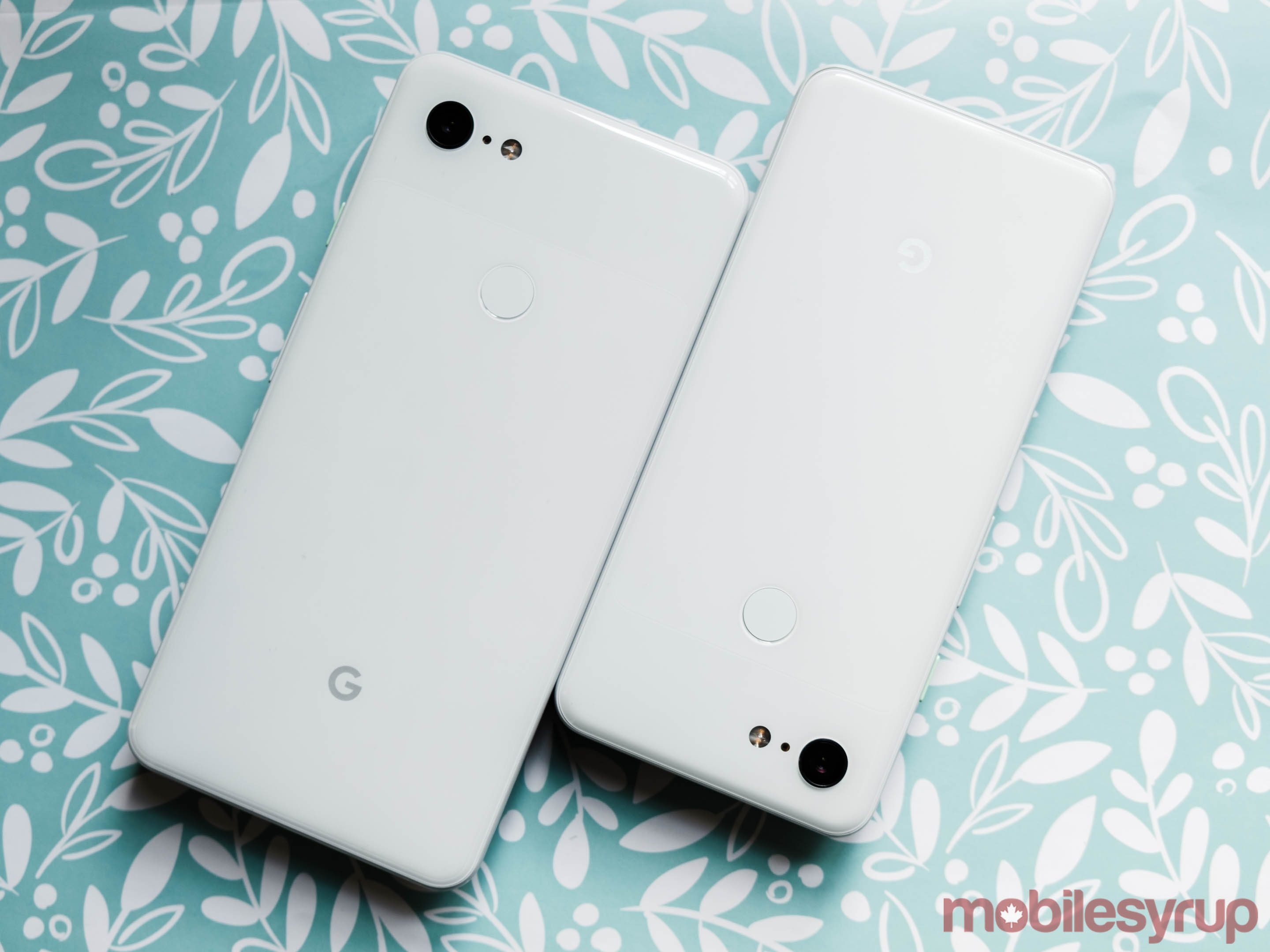 Google Canada slashes Pixel 3 and Pixel 3 XL by $400