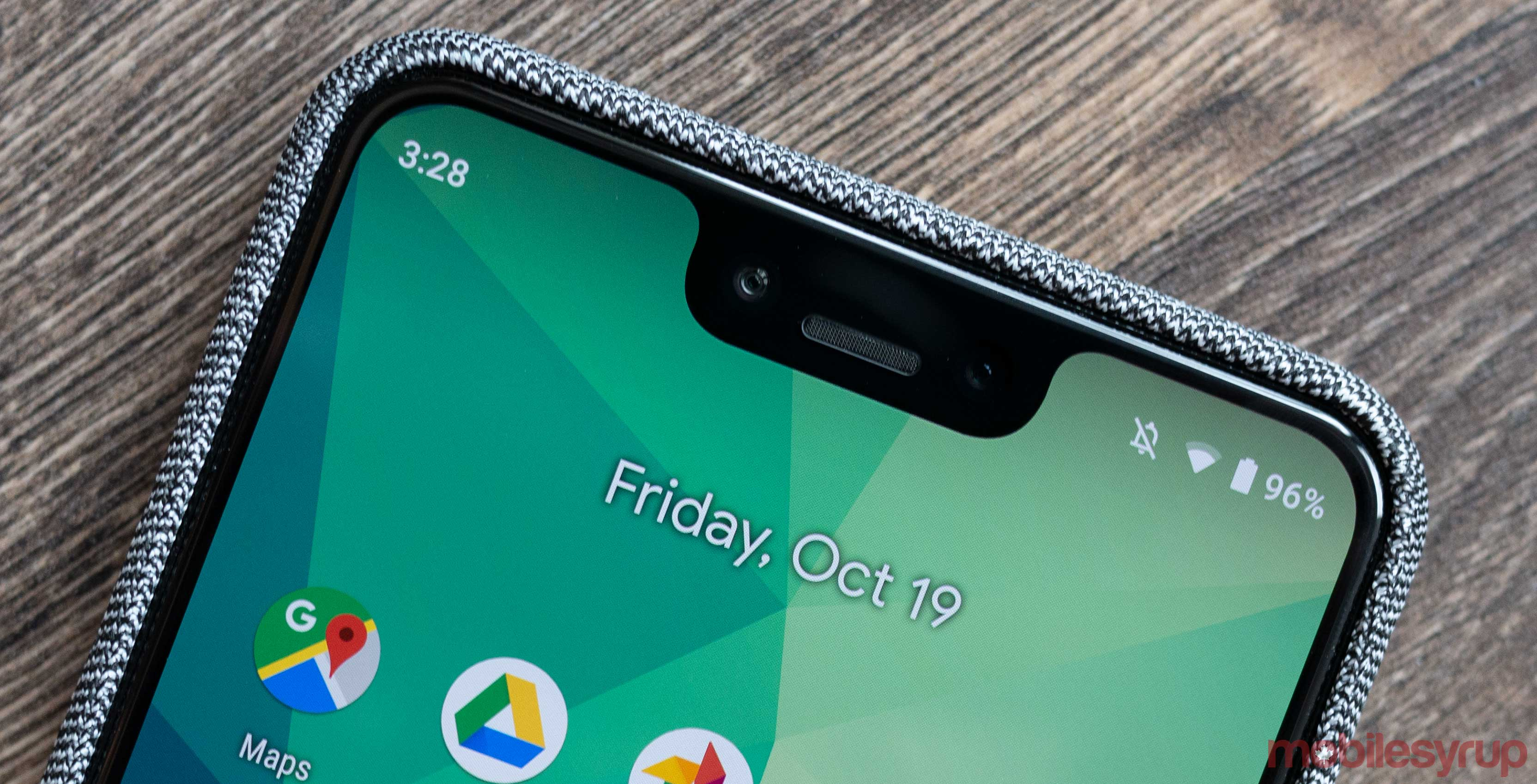 Google's Pixel 3 reportedly suffers from multitasking memory
