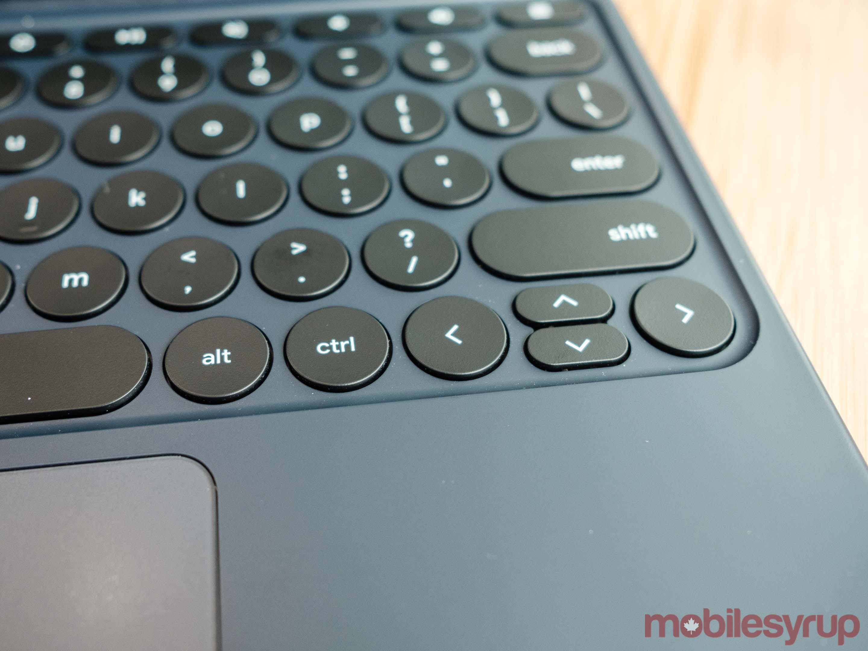 Pixel Slate keyboard