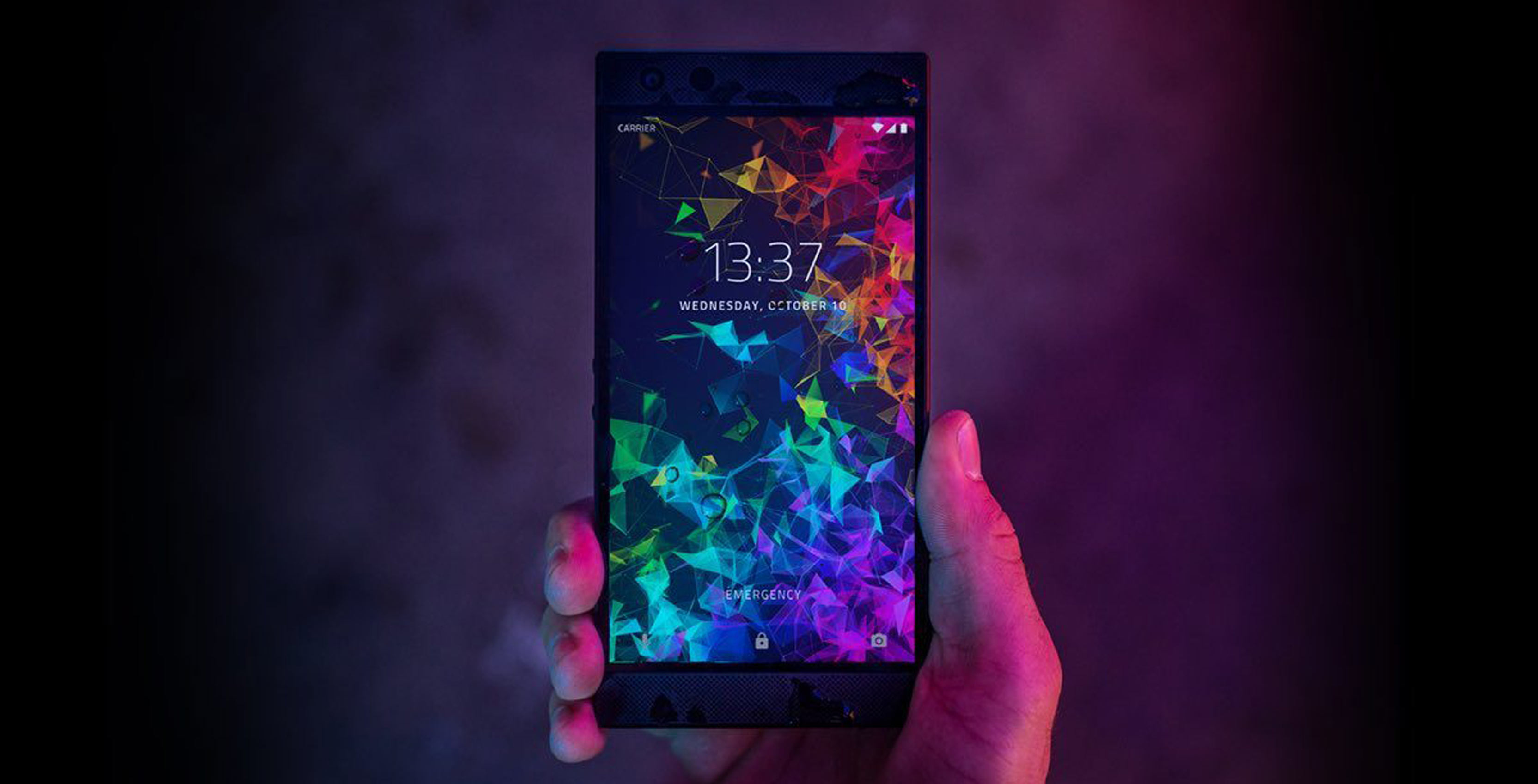 Razer Phone 2 with THX branding, dual-SIM and more appears online