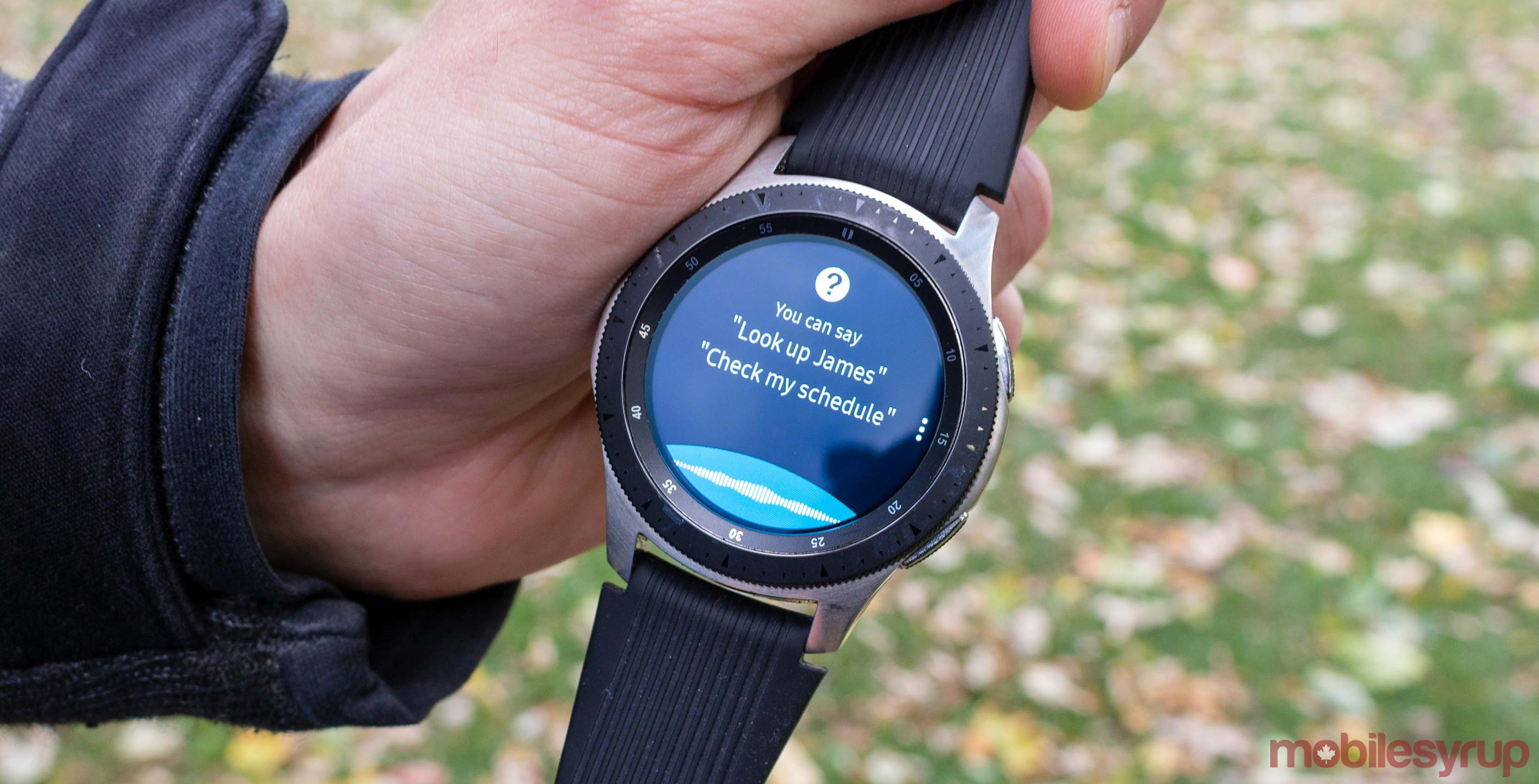 2802bd8d149 Samsung Galaxy Watch with LTE available now at Bell and Best Buy